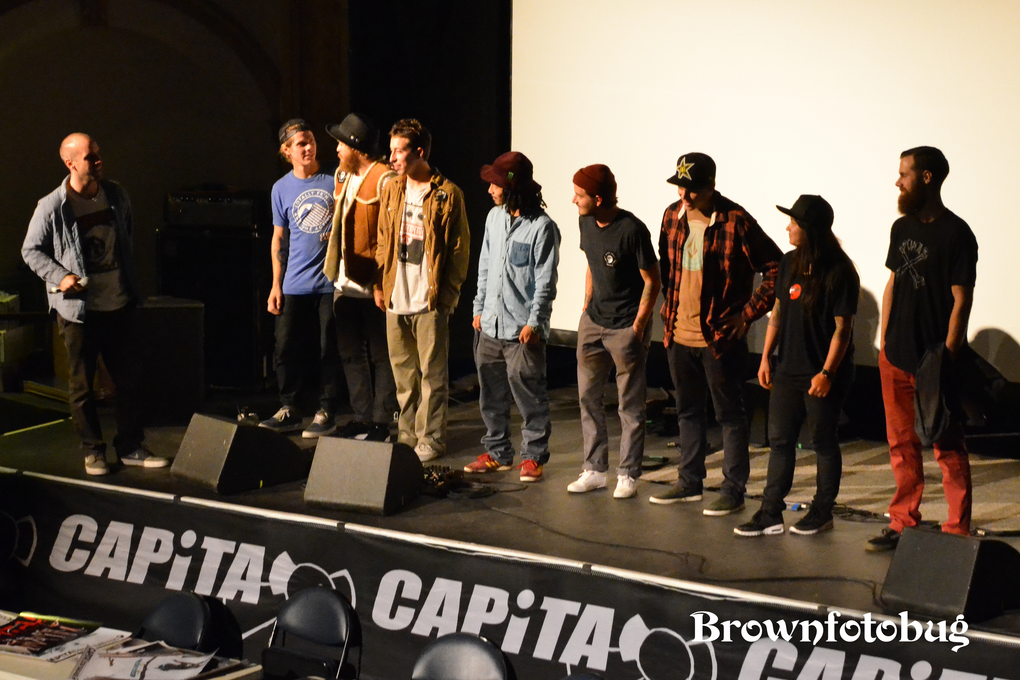 My Goodness at Neptune Theatre CAPiTA! Movie Premier (Photo by Arlene Brown)