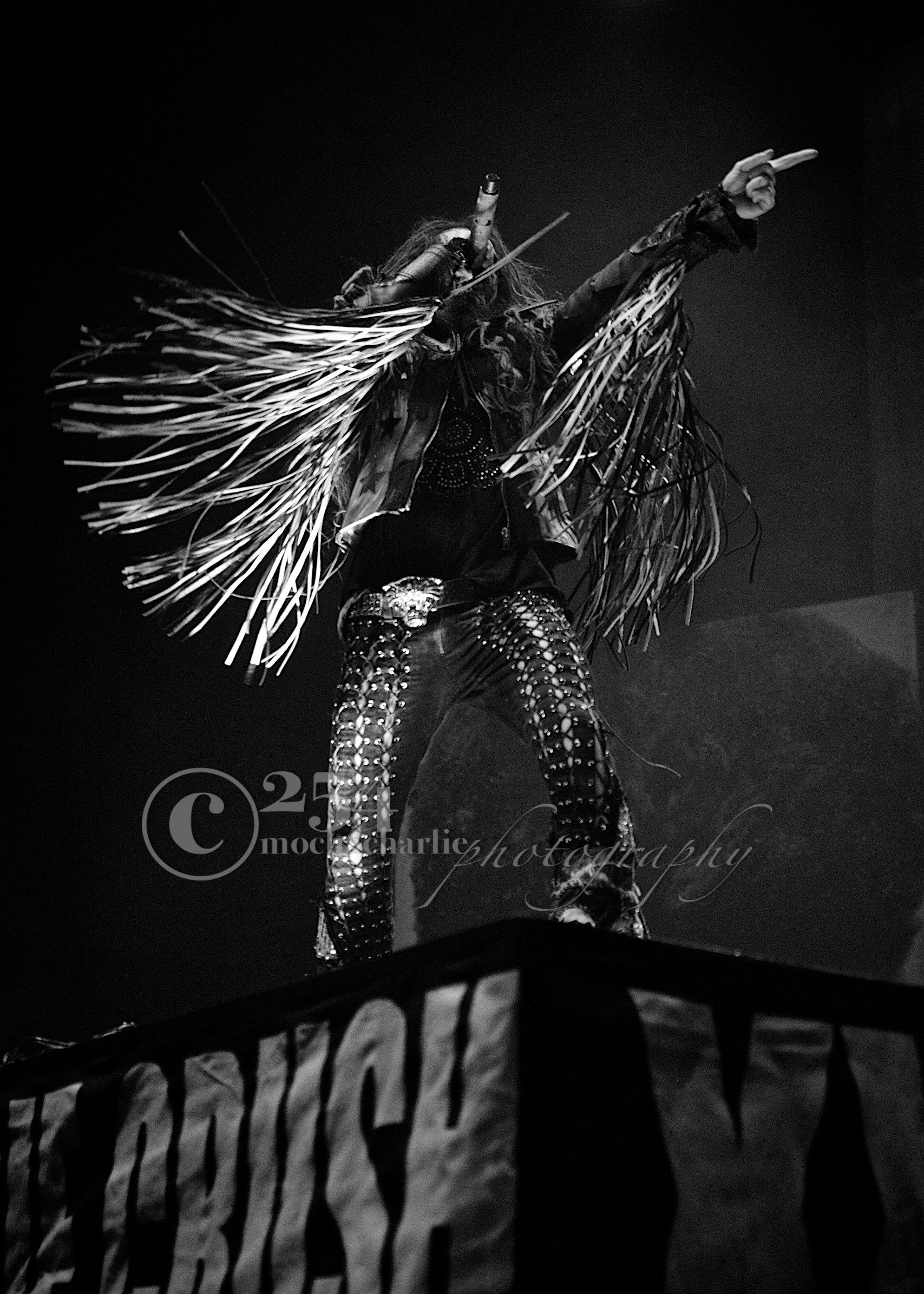 Rob Zombie at Uproar (Photo by Mocha Charlie)