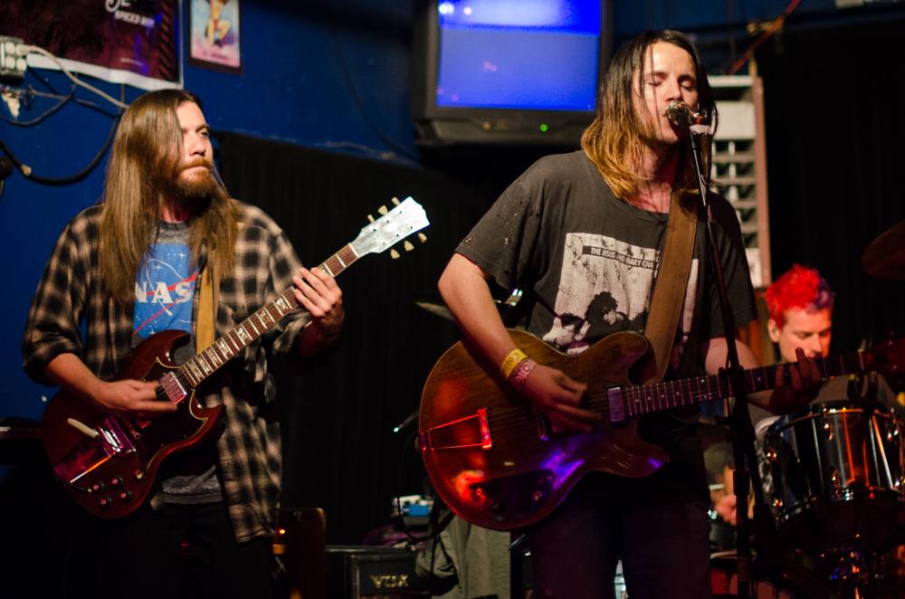 The Eeries at El Corazon Lounge (Photo by Christine Mitchell)