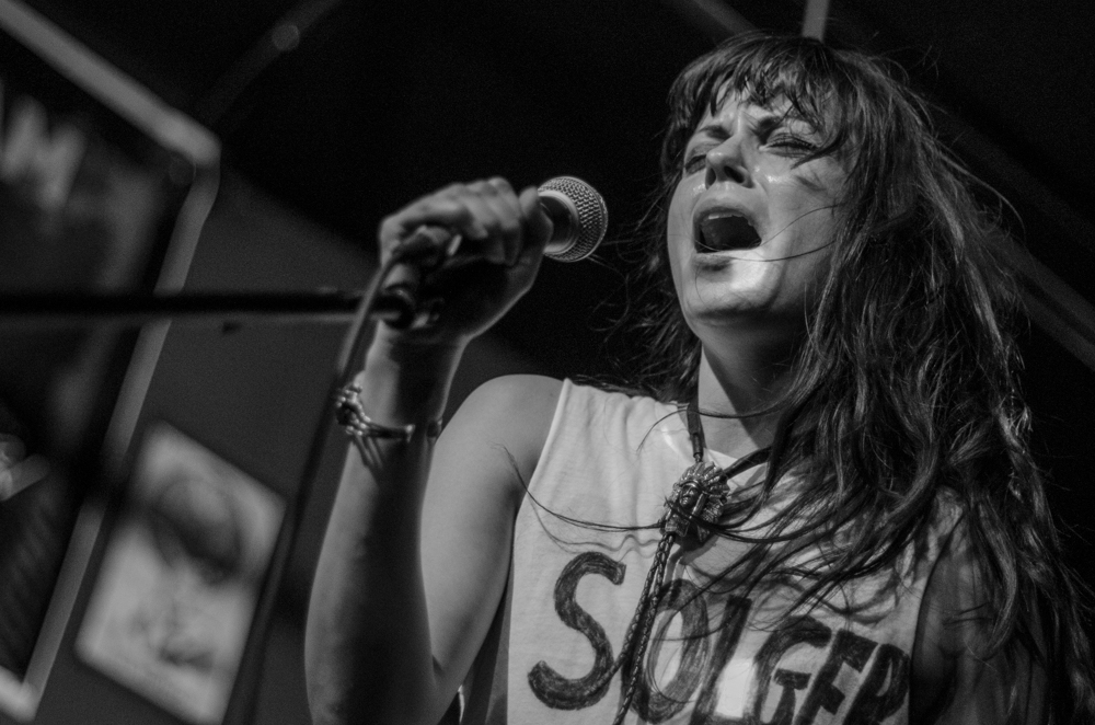 The Last Internationale at El Corazon Lounge (Photo by Christine Mitchell)
