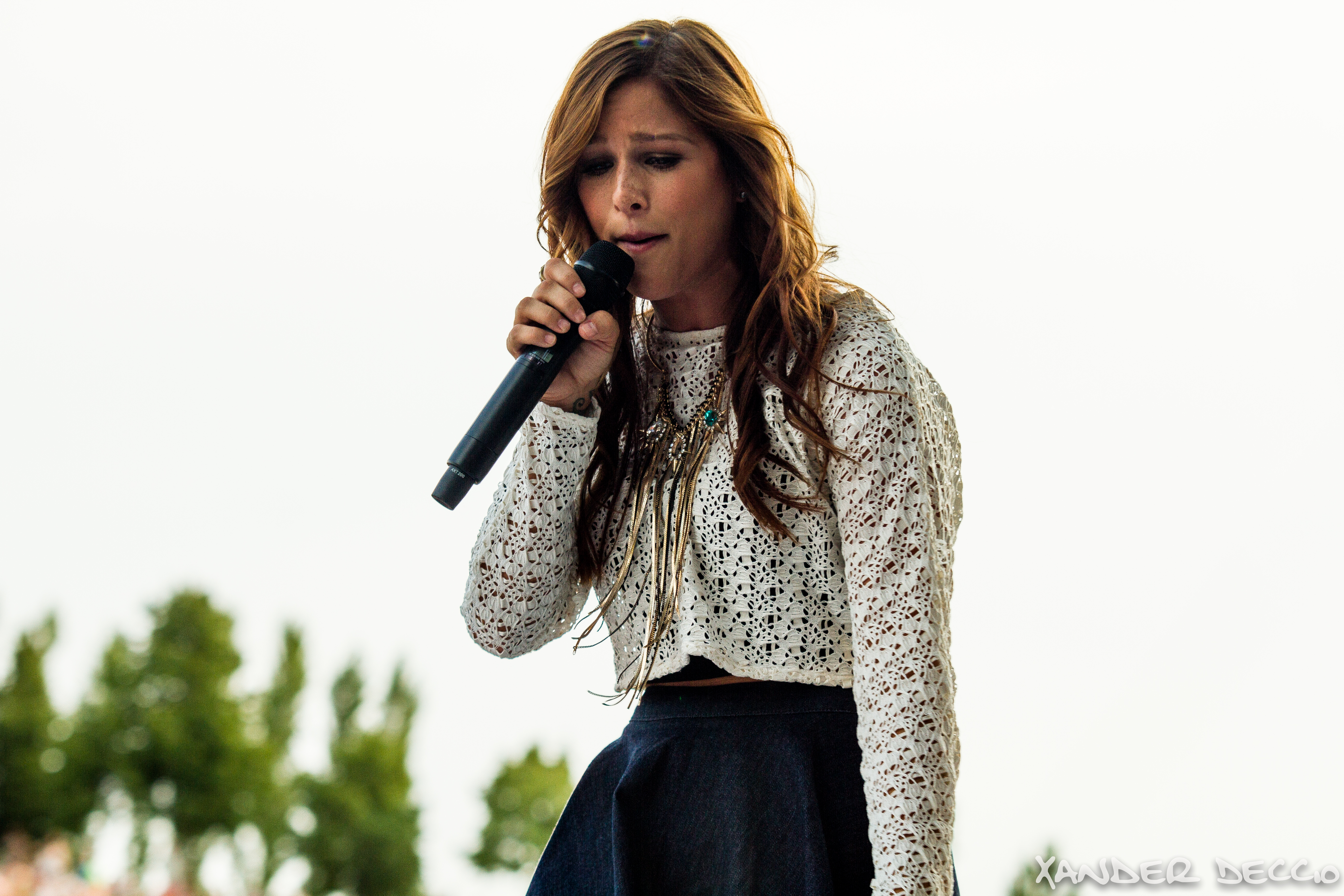 Cassadee Pope @ Watershed 2014 (Photo By Xander Deccio