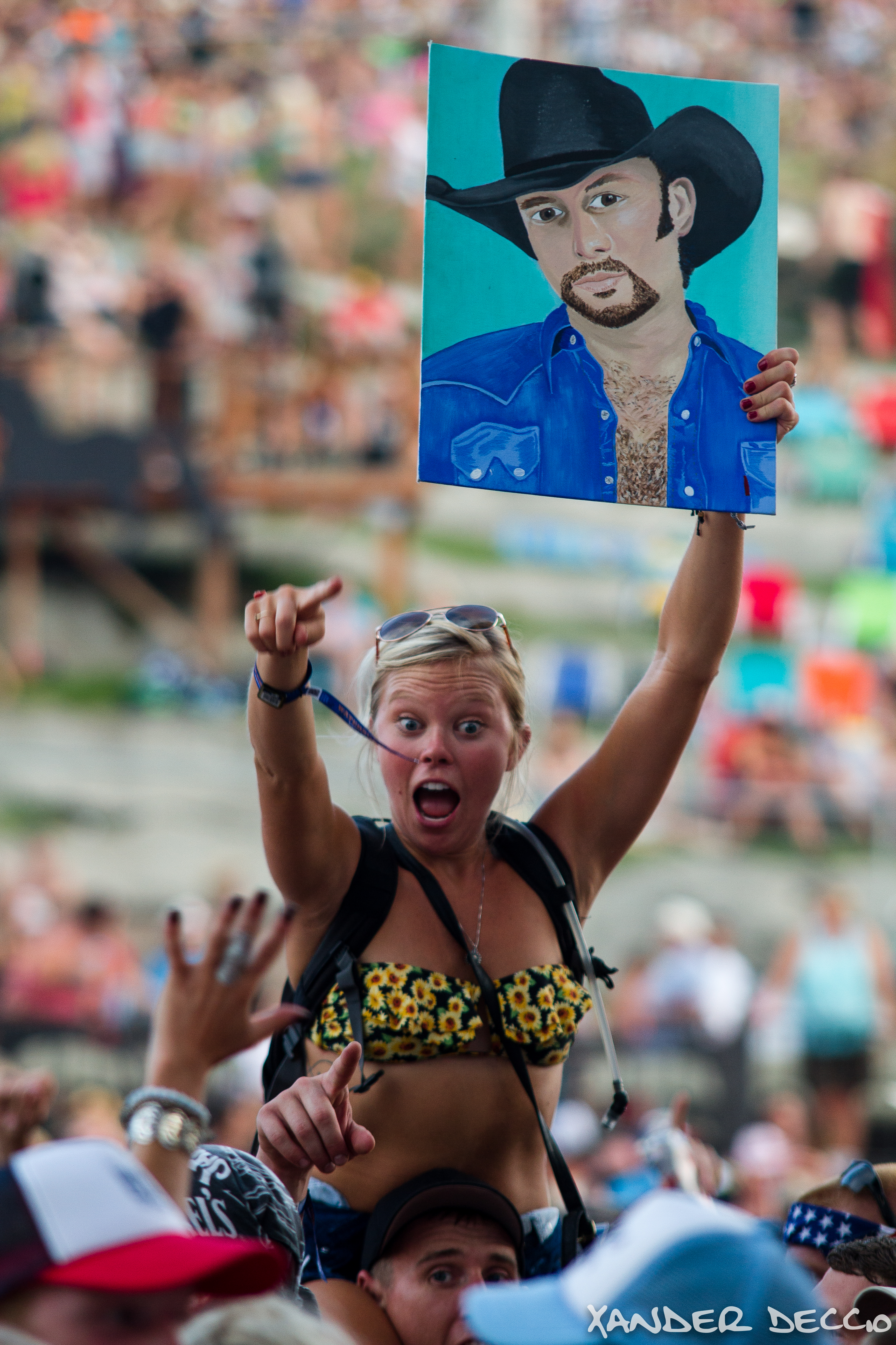 Fans at Watershed 2014 (Photo by Xander Deccio)