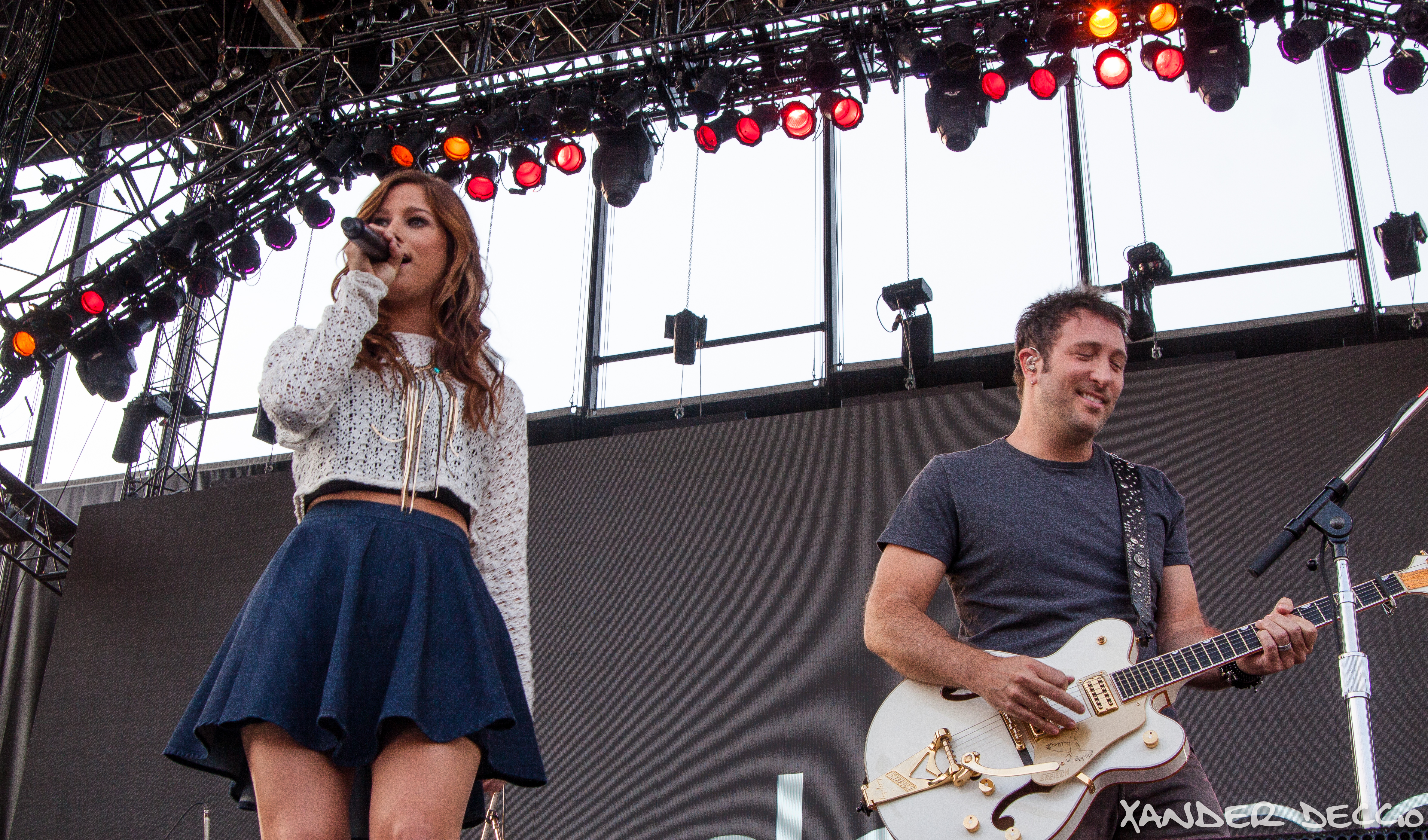 Cassadee Pope @ Watershed 2014 (Photo By Xander Deccio)
