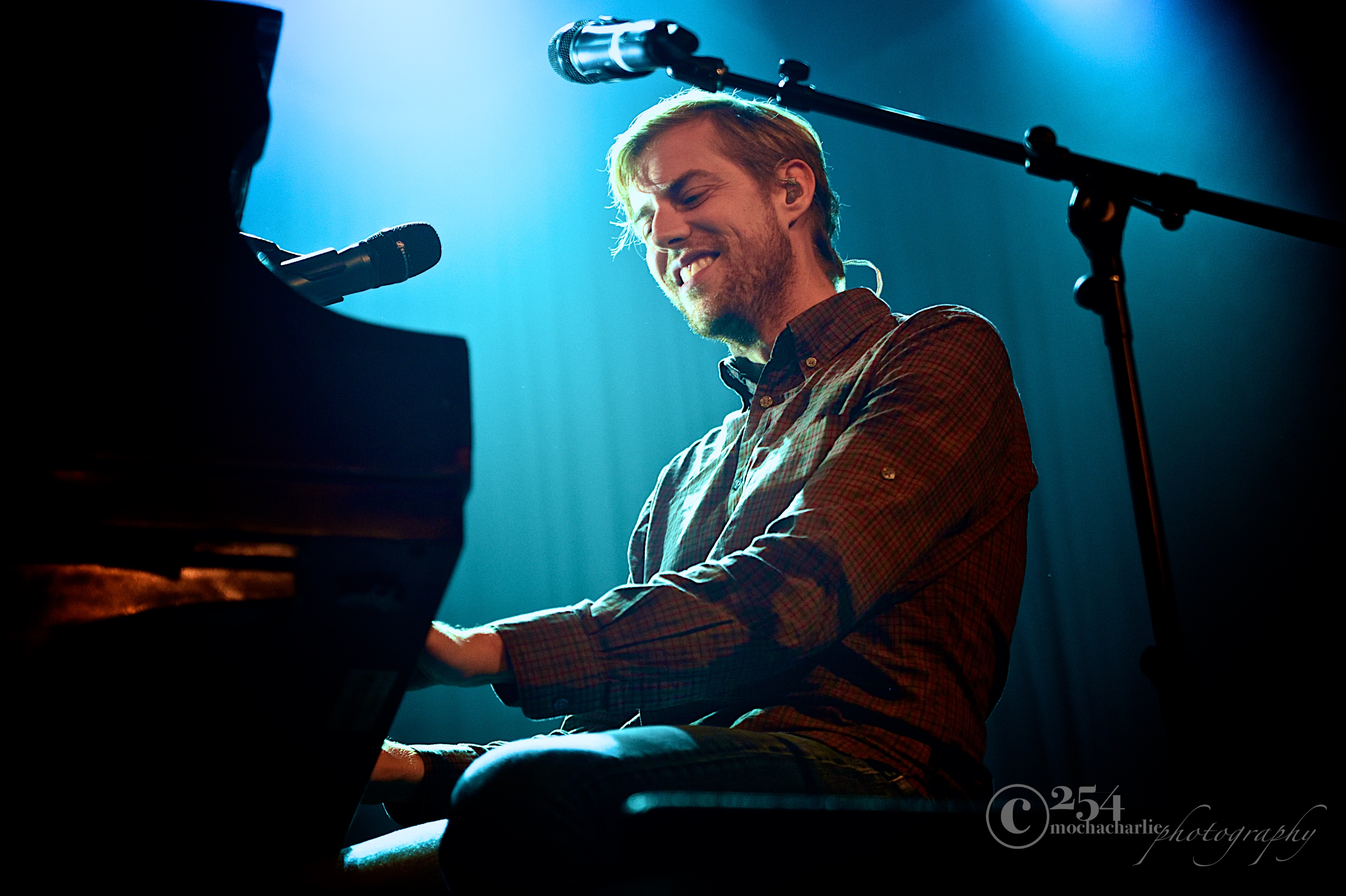 Andrew McMahon at The Neptune (Photo by Mocha Charlie)
