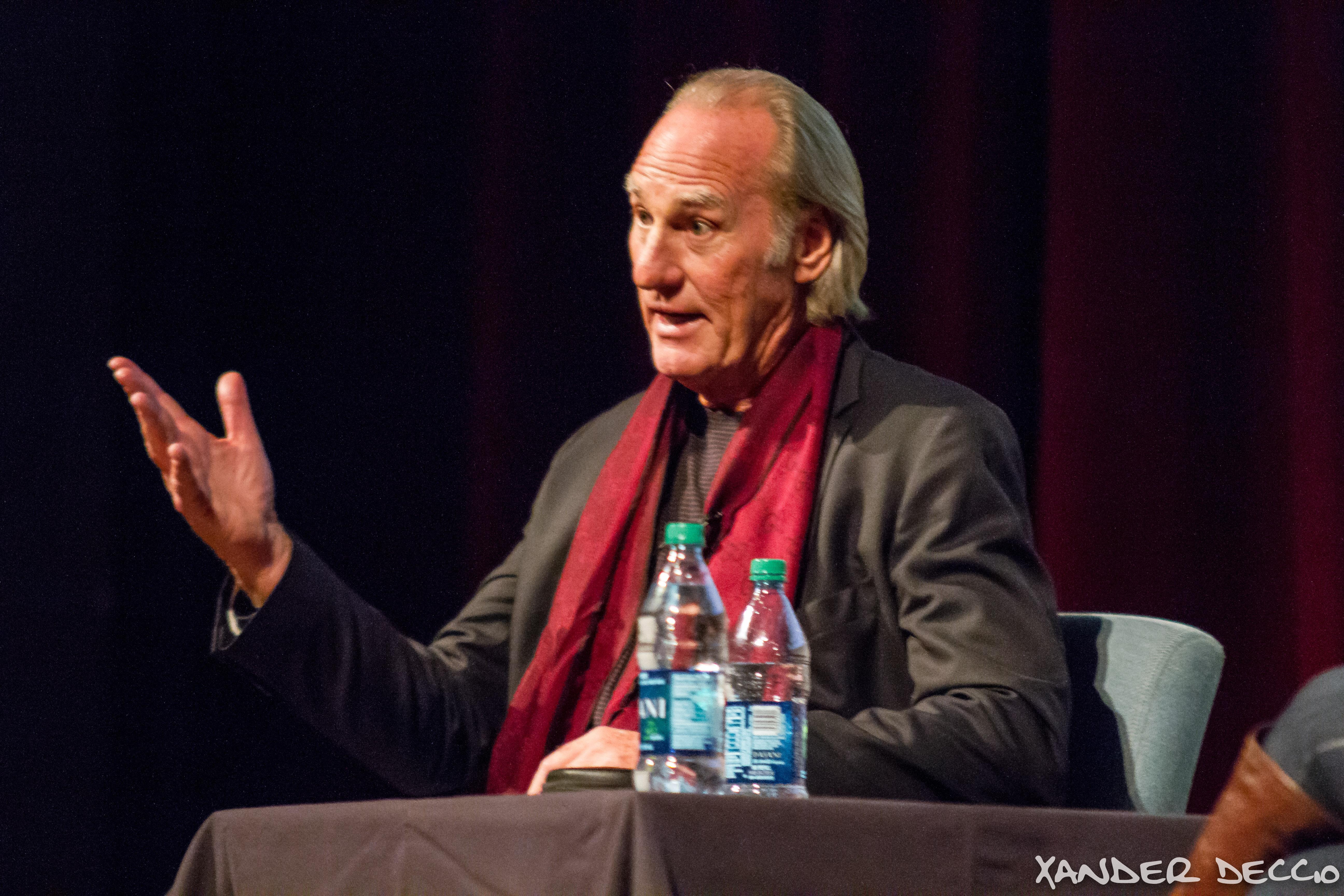 Craig T. Nelson Q&A @ Ellensburg Film Festival 2014 (Photo By: Xander Deccio)