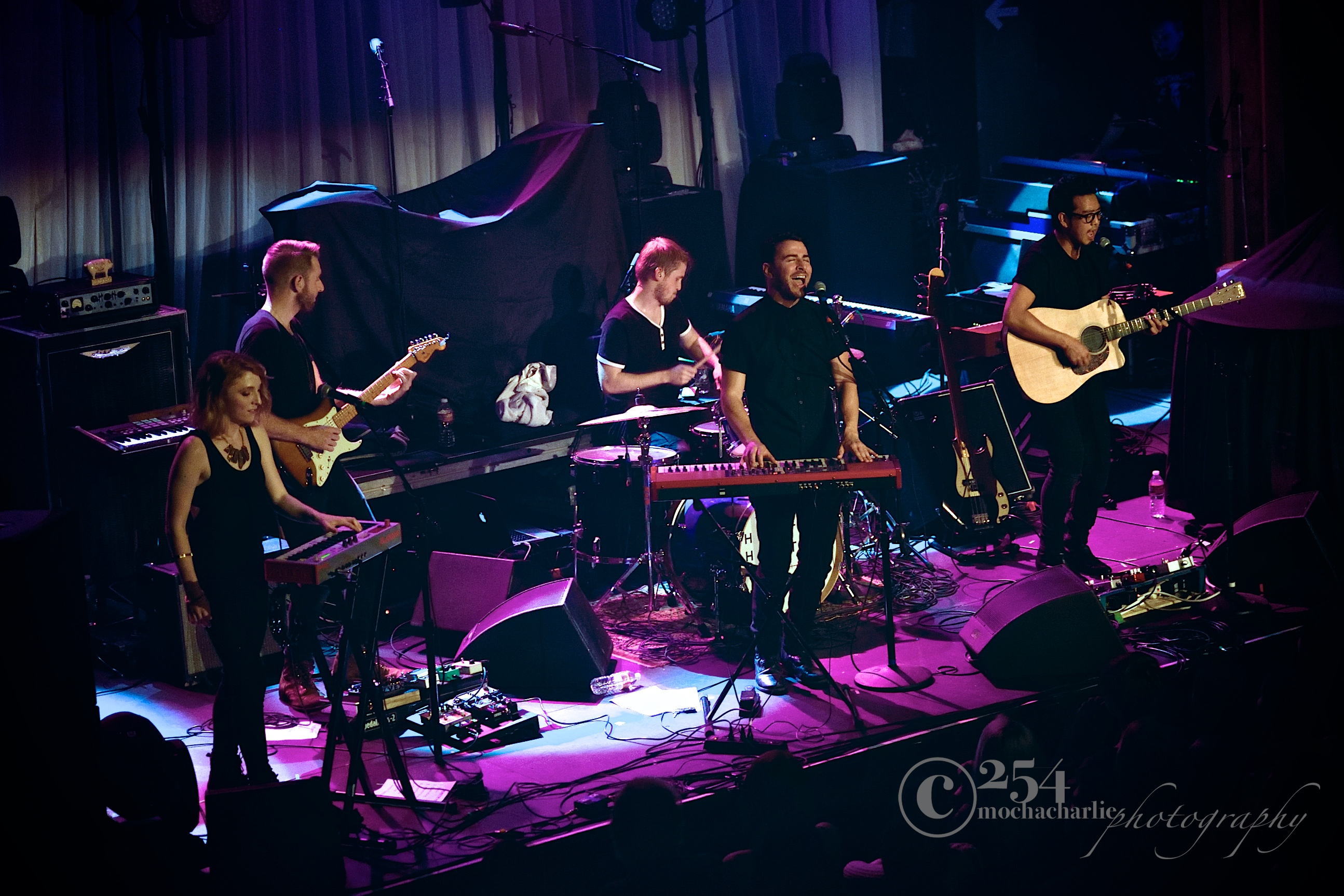 Hunter Hunted at The Neptune (Photo by Mocha Charlie)