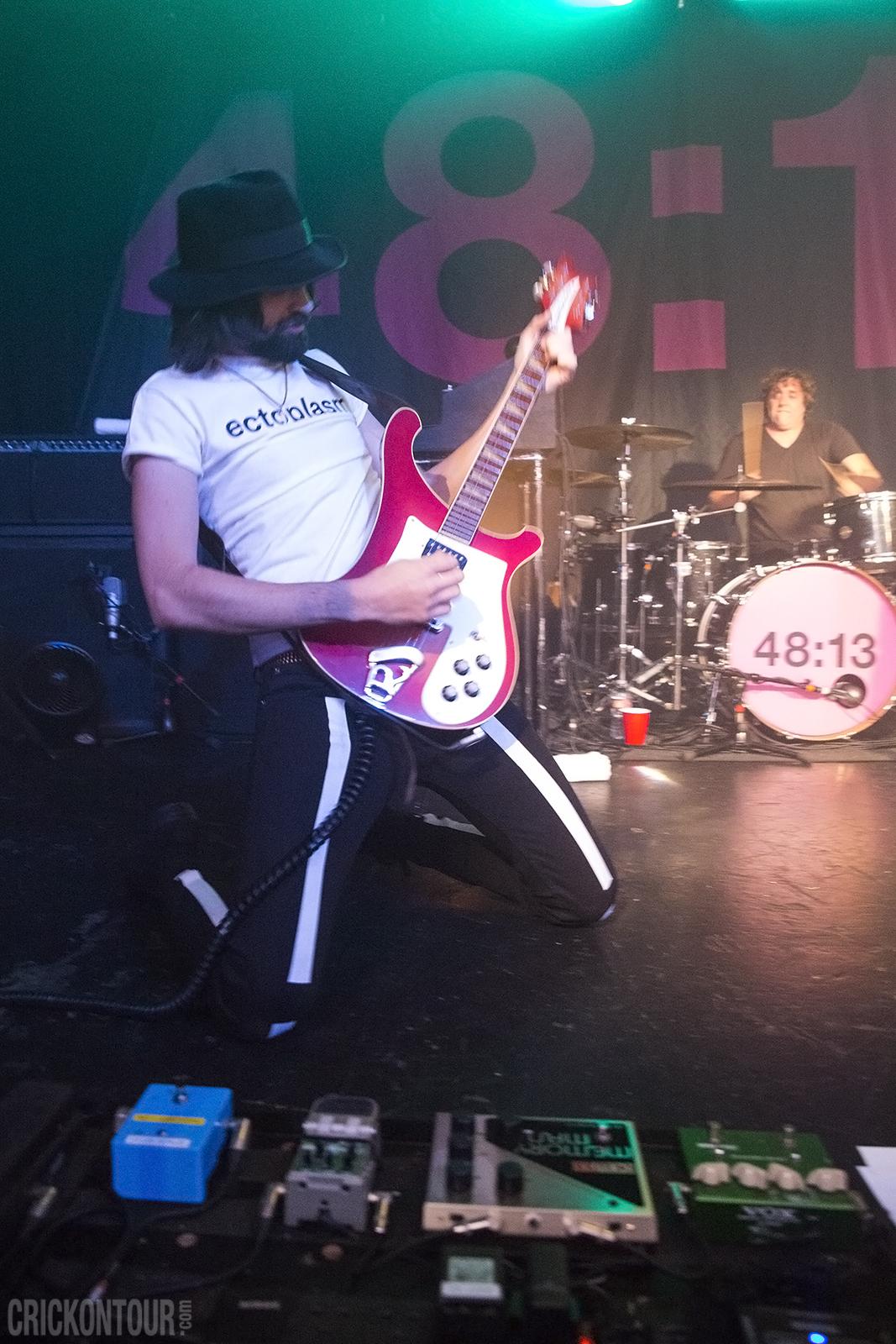 Kasabian @ The Showbox (Photo by Alex Crick)