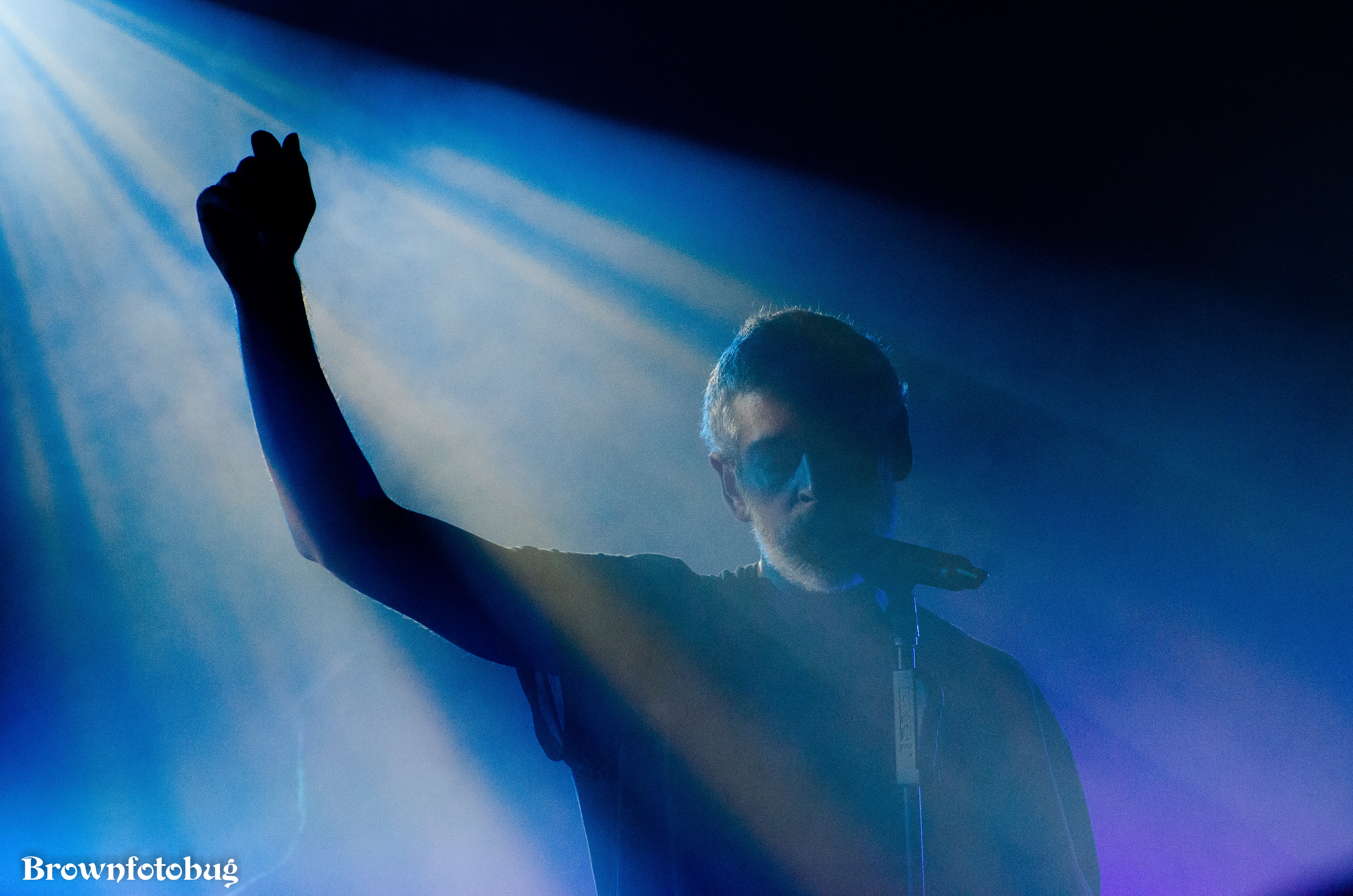 Matisyahu at The Showbox (Photo by Arlene Brown)