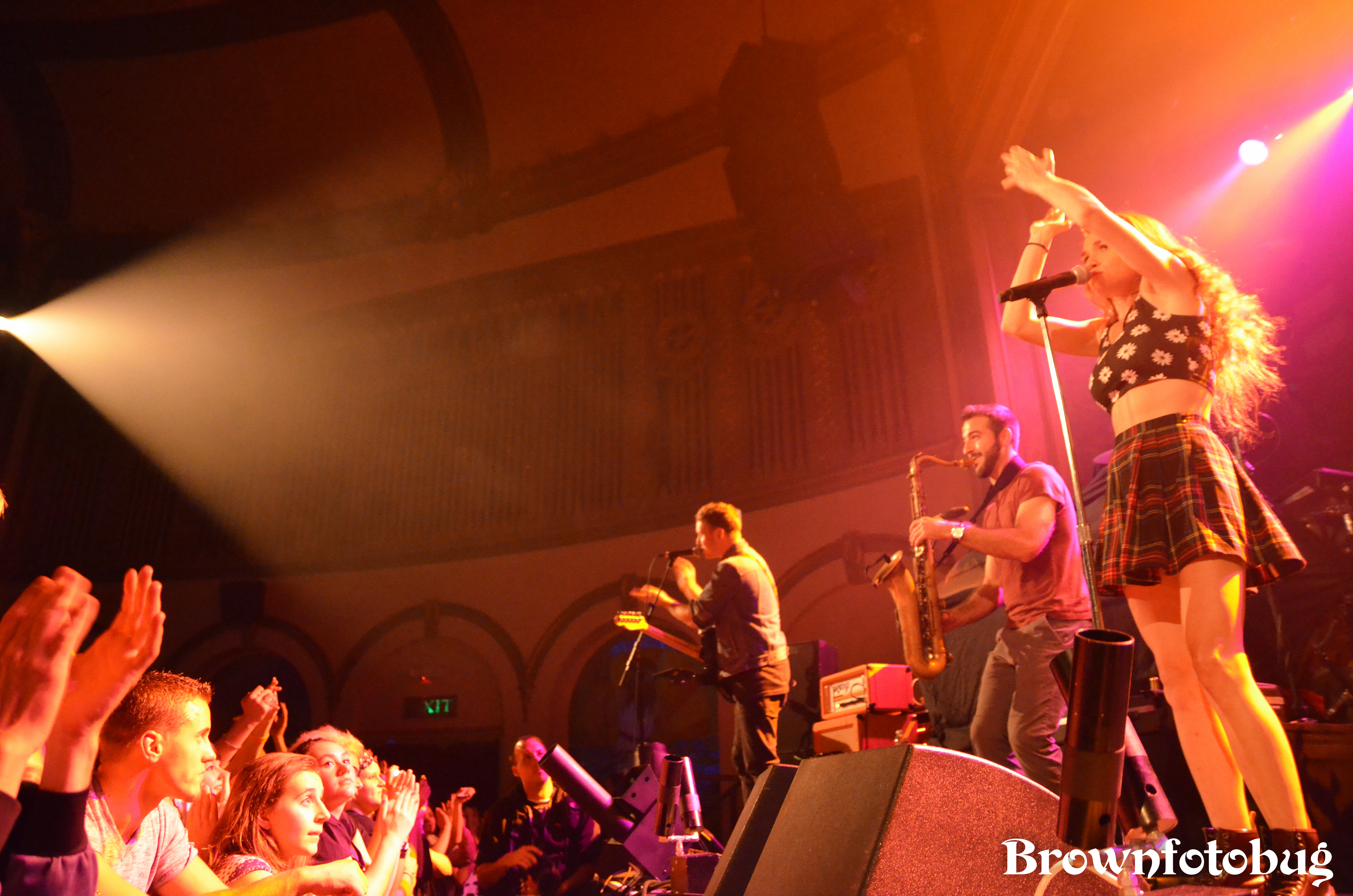 Misterwives Live at Neptune (Photo by Arlene Brown)