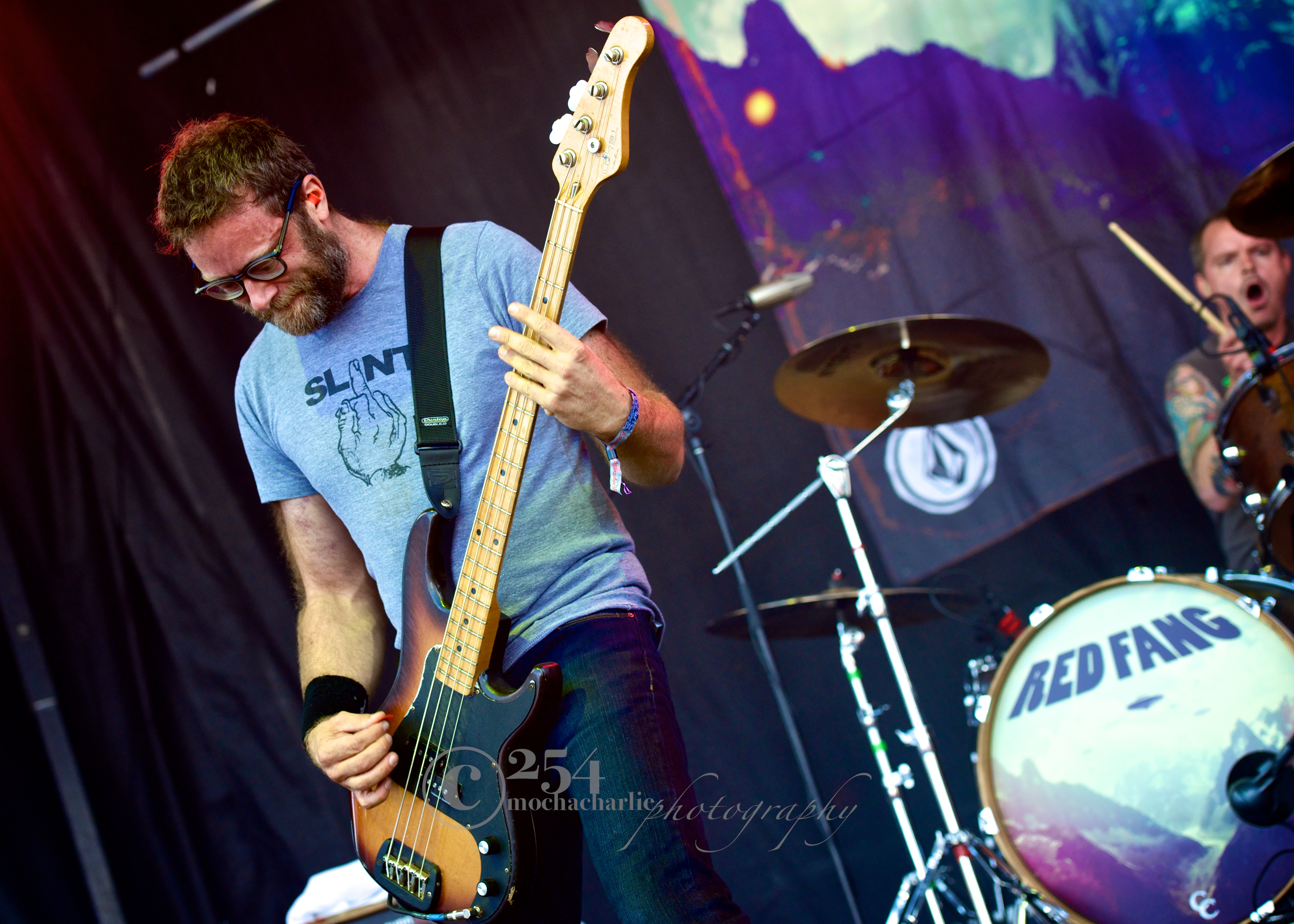 Red Fang at Project Pabst (Photo by Mocha Charlie)