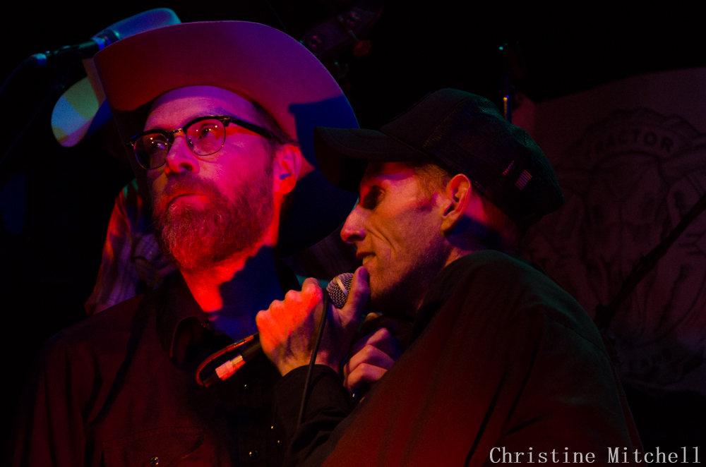 Slim Cessna's Auto Club at the Tractor Tavern (Photo by Christine Mitchell)