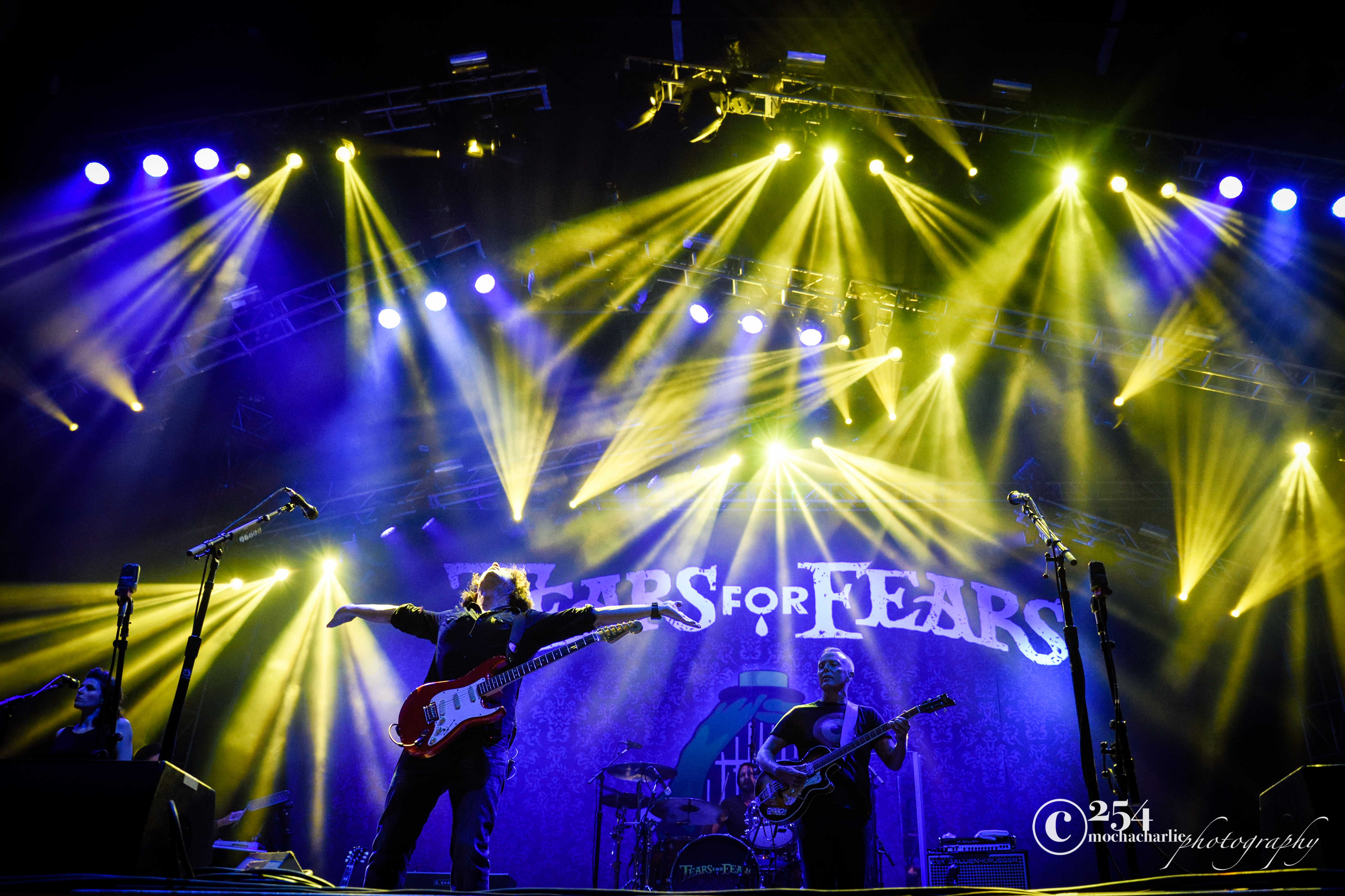 Tears For Fears at Project Pabst (Photo by Mocha Charlie)