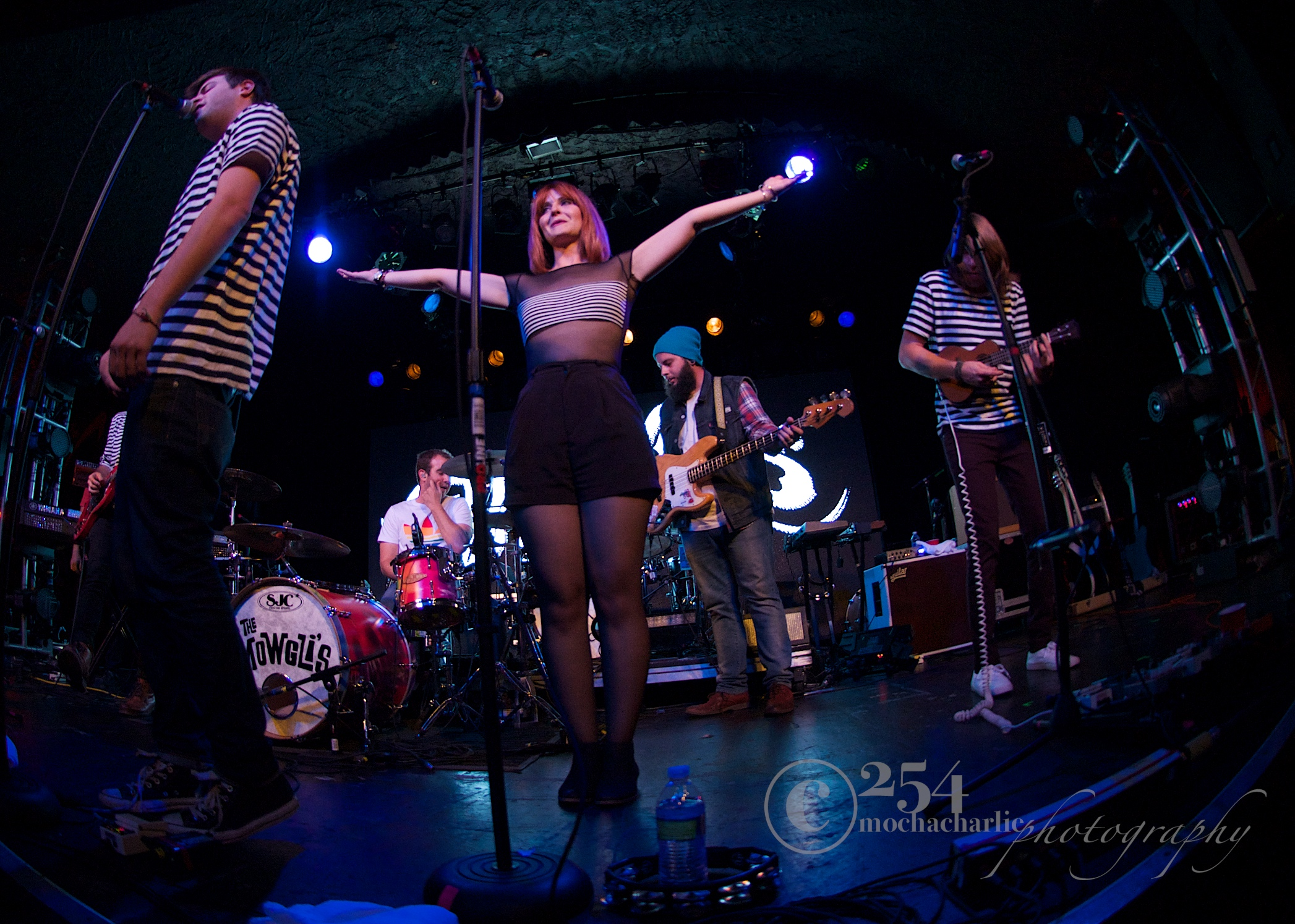 The Mowgli's at The Showbox (Photo by Mocha Charlie)