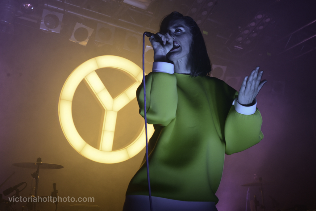 Yelle at Neumos (Photo by Victoria Holt)