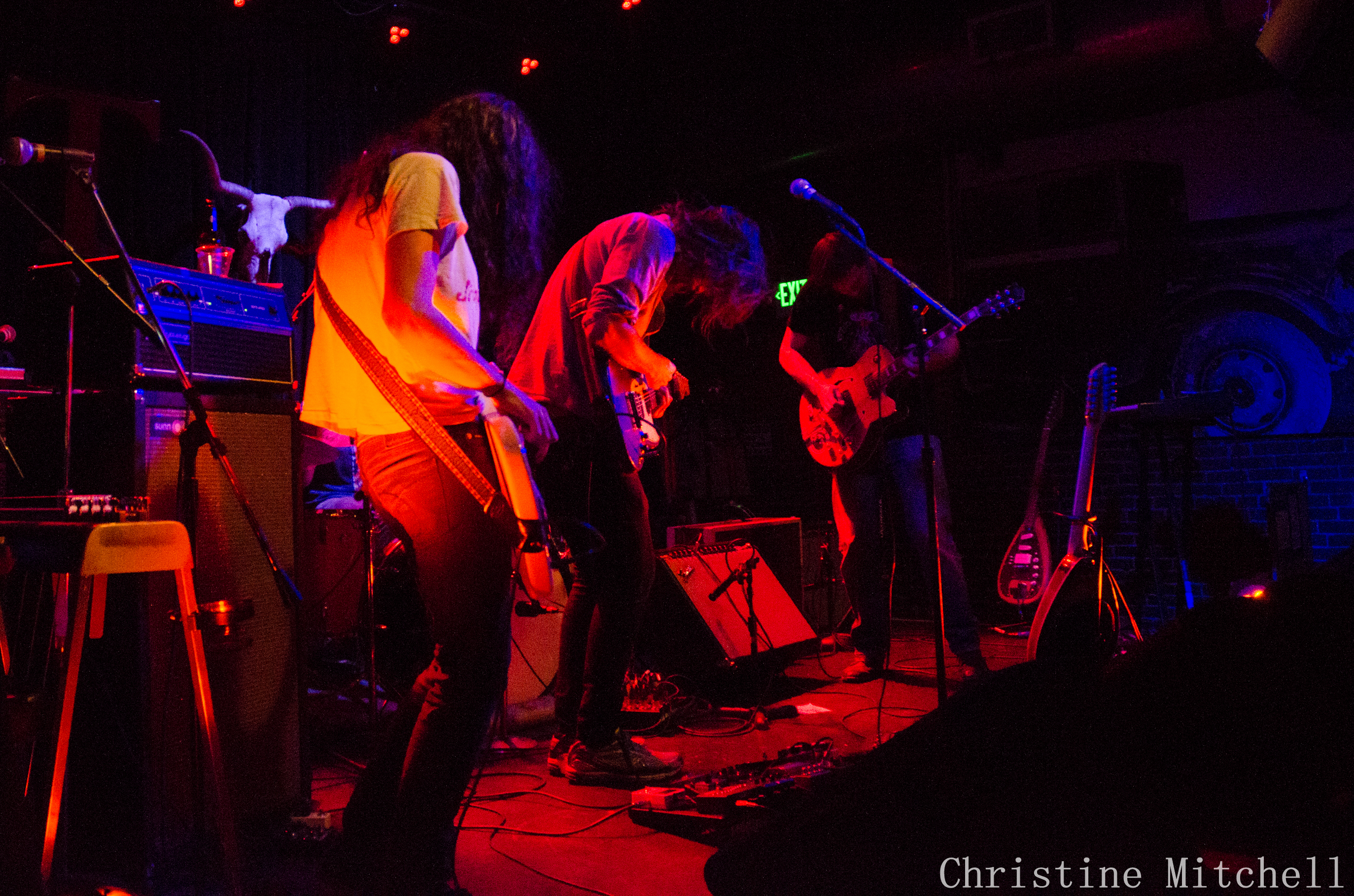 Cabana at the Tractor Tavern (Photo by Christine Mitchell)