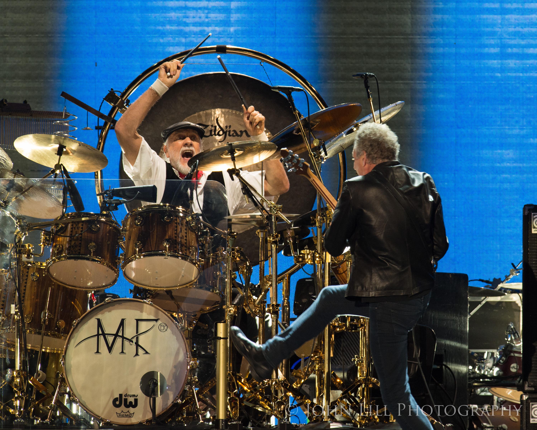Fleetwood Mac perform at the Tacoma Dome. Photo by John Lill