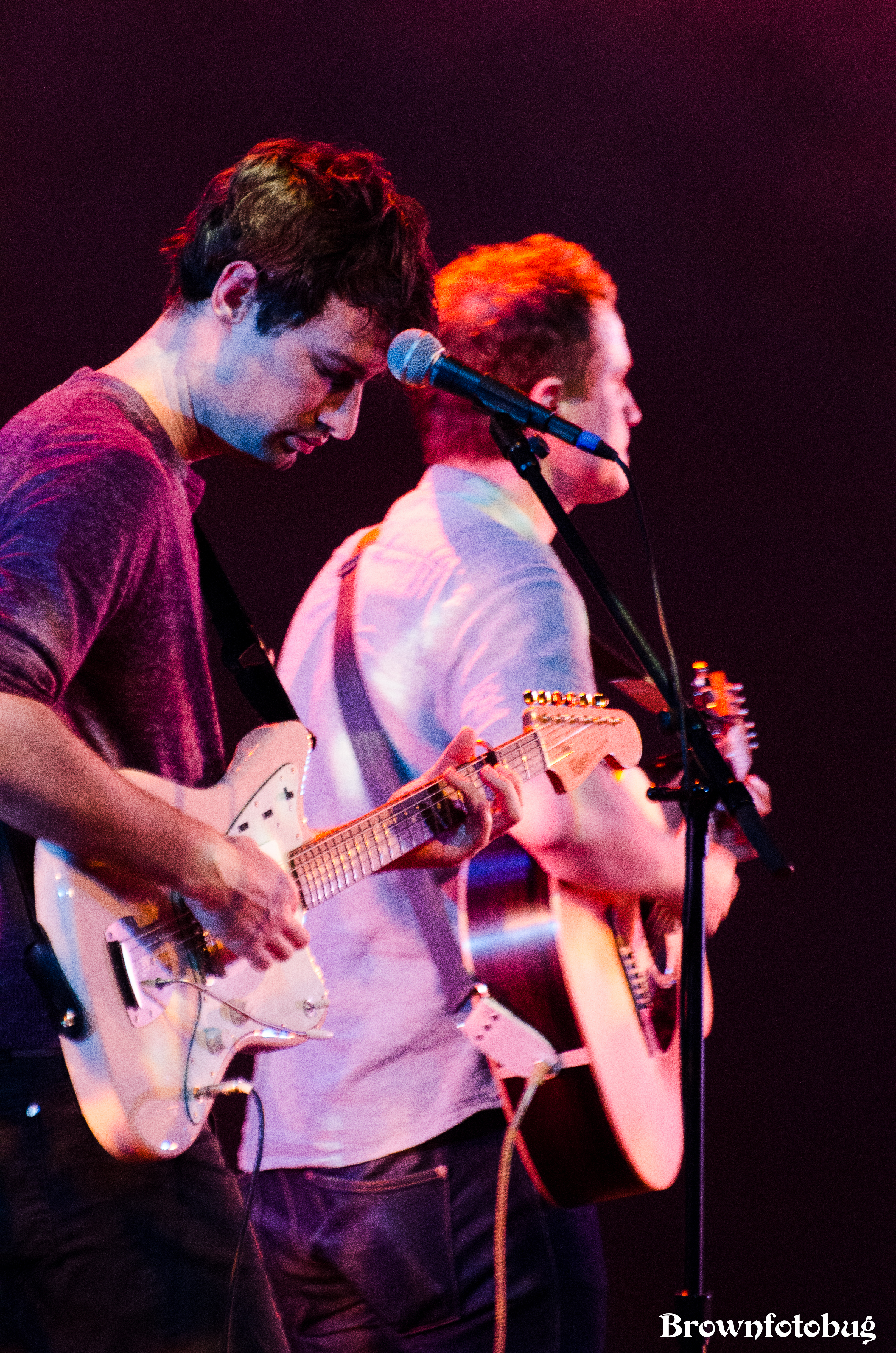 Hey Marseilles Live at Edmonds Art Center (Photo by Arlene Brown)