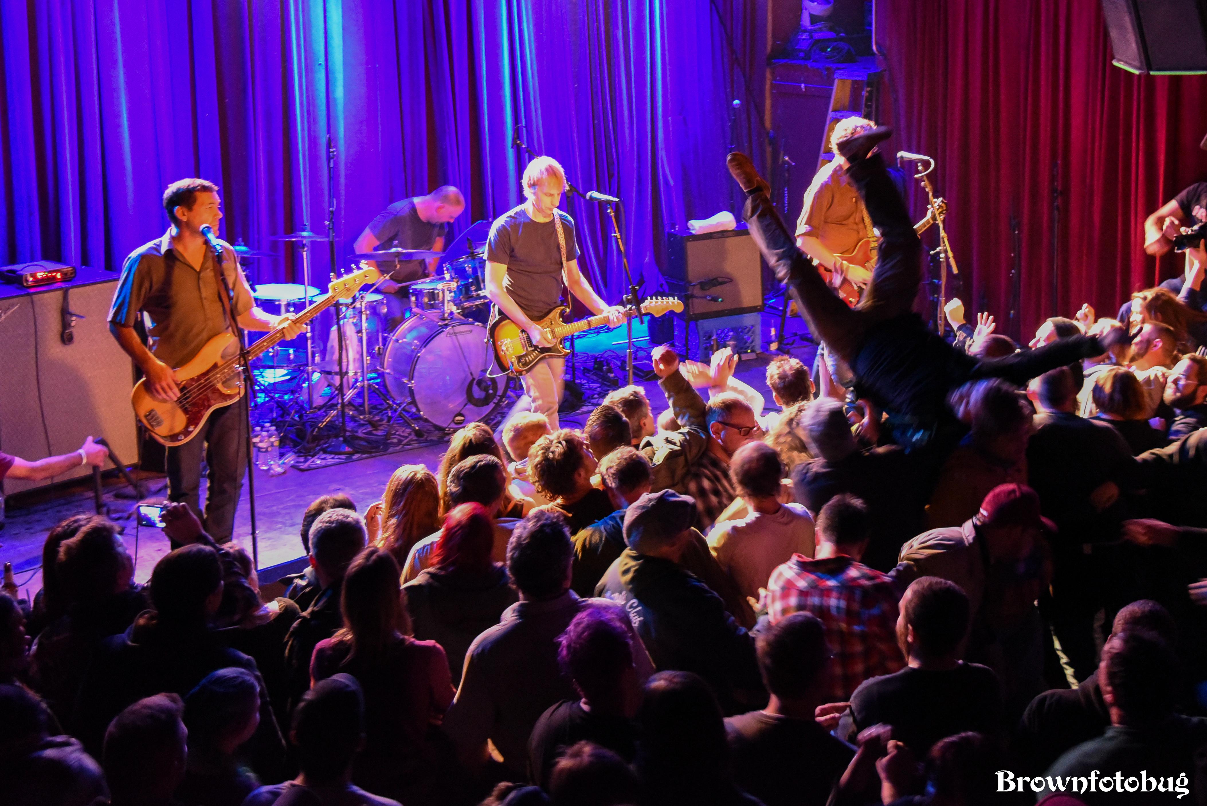 Mudhoney at Neumos (Photo by Arlene Brown)