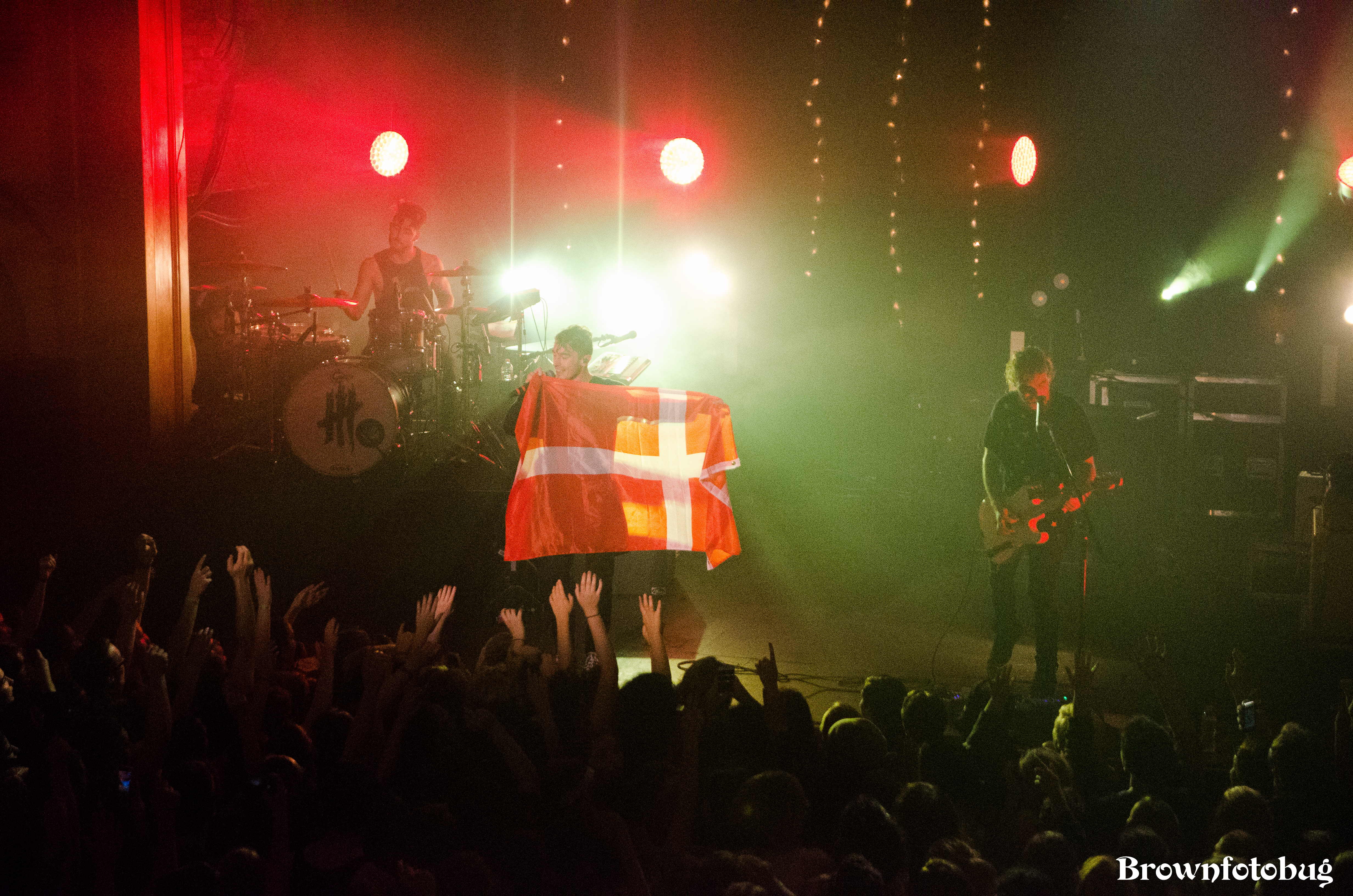 New Politics at Neptune Theatre (Photo by Arlene Brown)