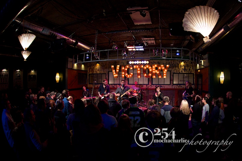 SweetKiss Momma at Band In Seattle (Photo by Mocha Charlie)