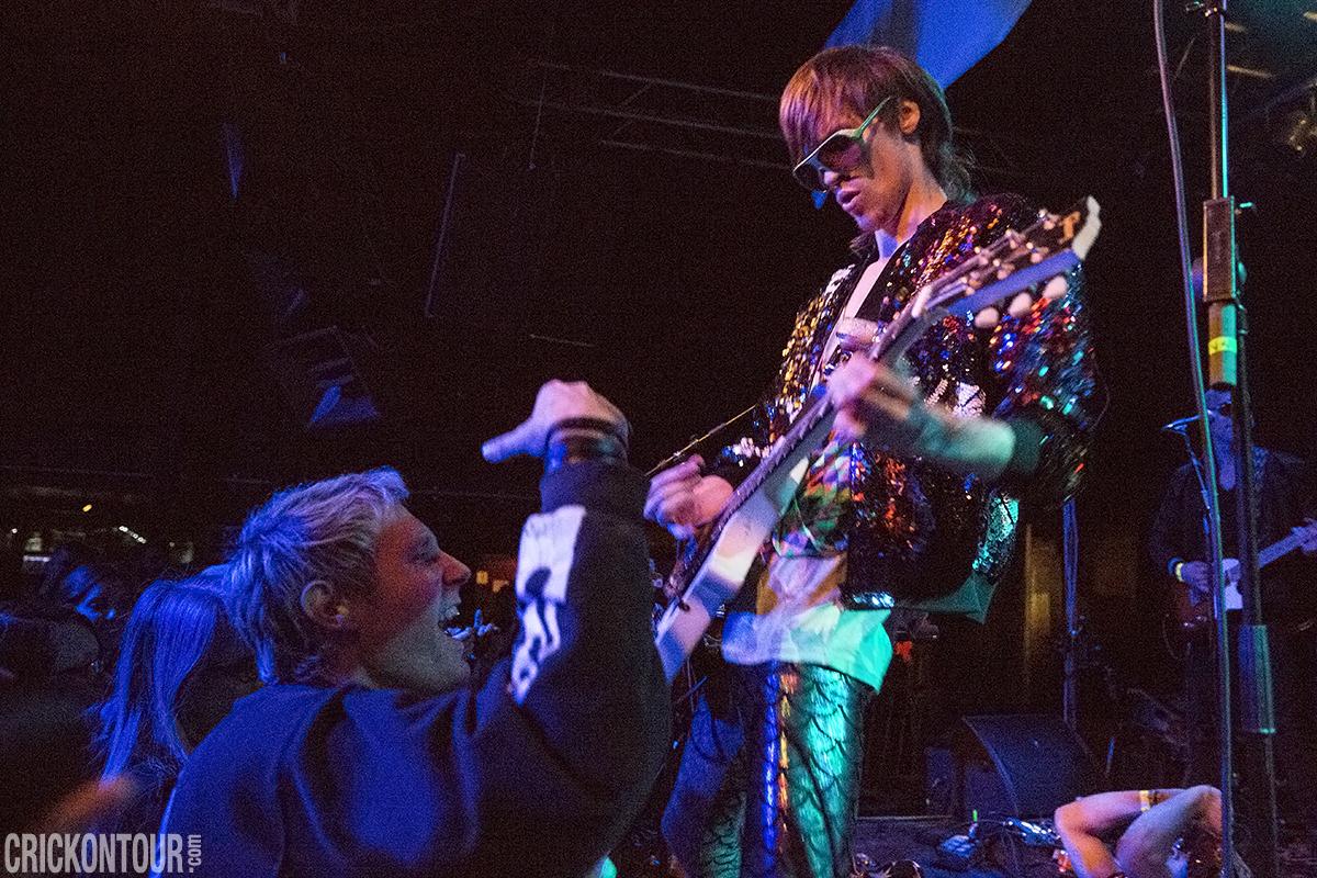 The Fame Riot @ Neumos (Photo by Alex Crick)