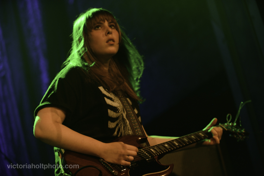 Baby In Vain at The Neptune (Photo by Victoria Holt)