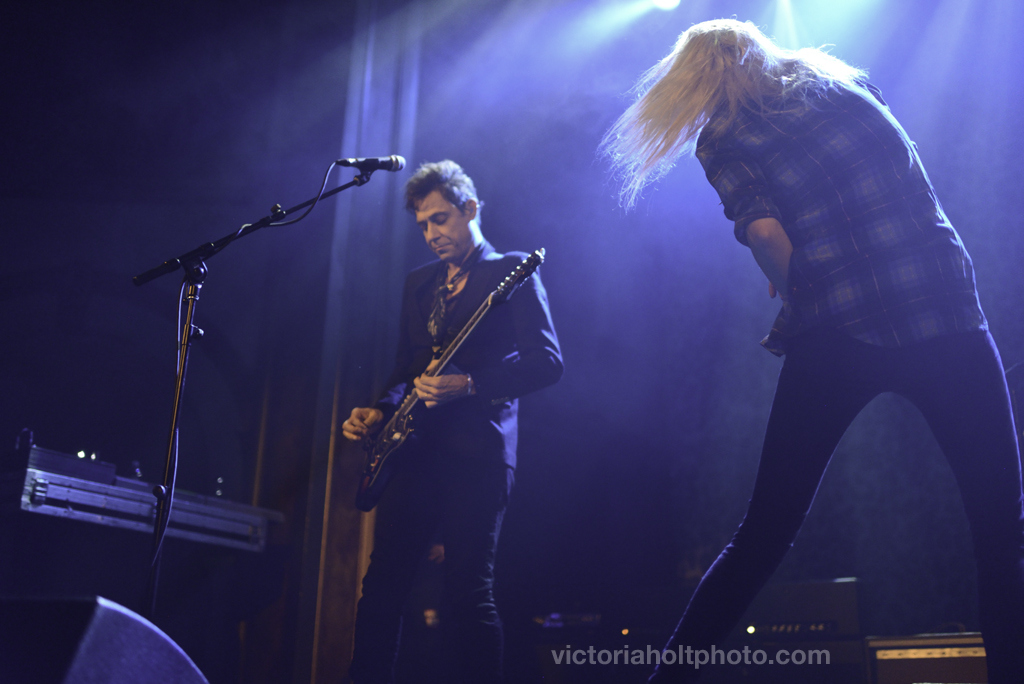 The Kills at The Neptune (Photo by Victoria Holt)
