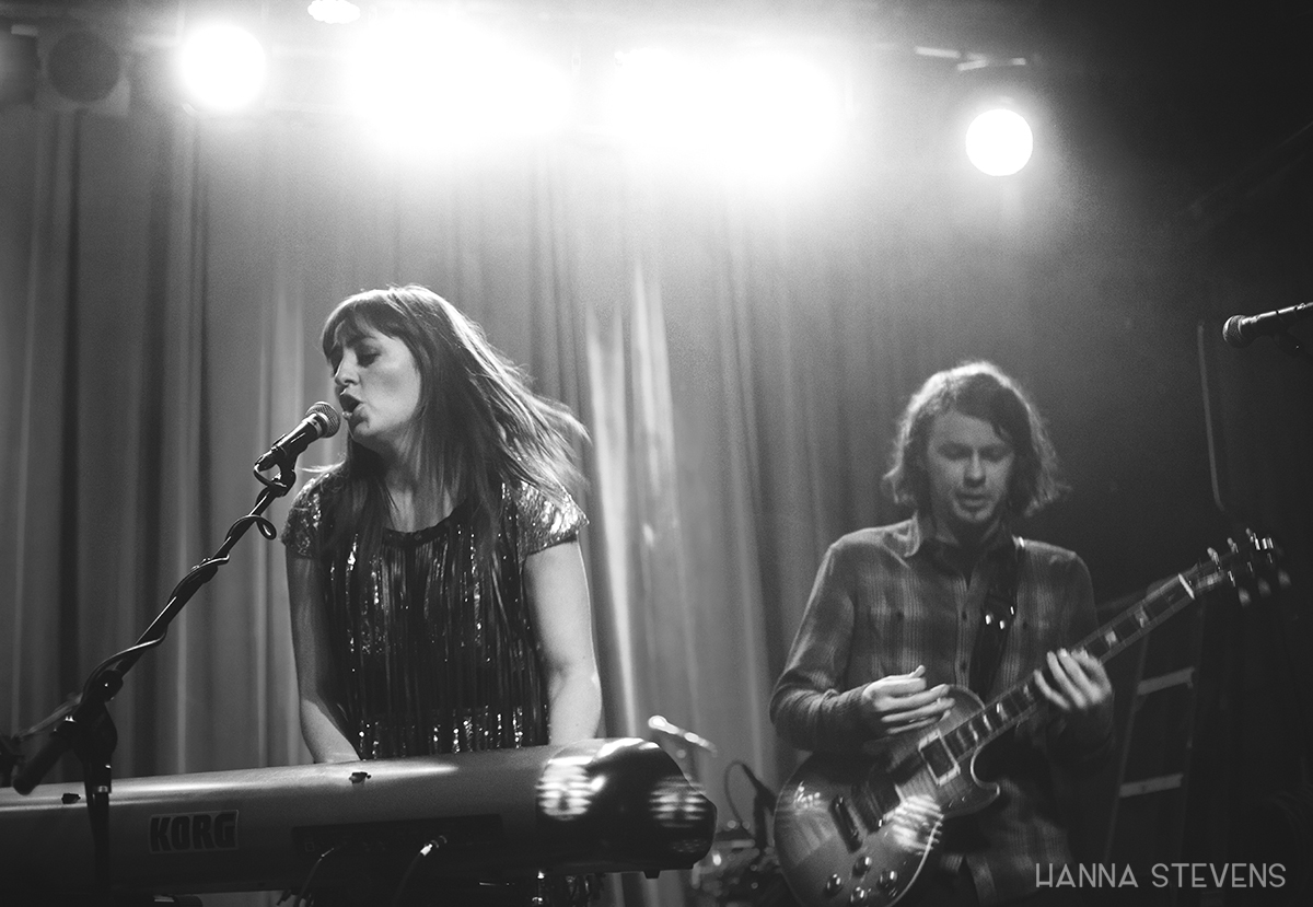 Megan Wilde at Neumos (Photo by Hanna Stevens)