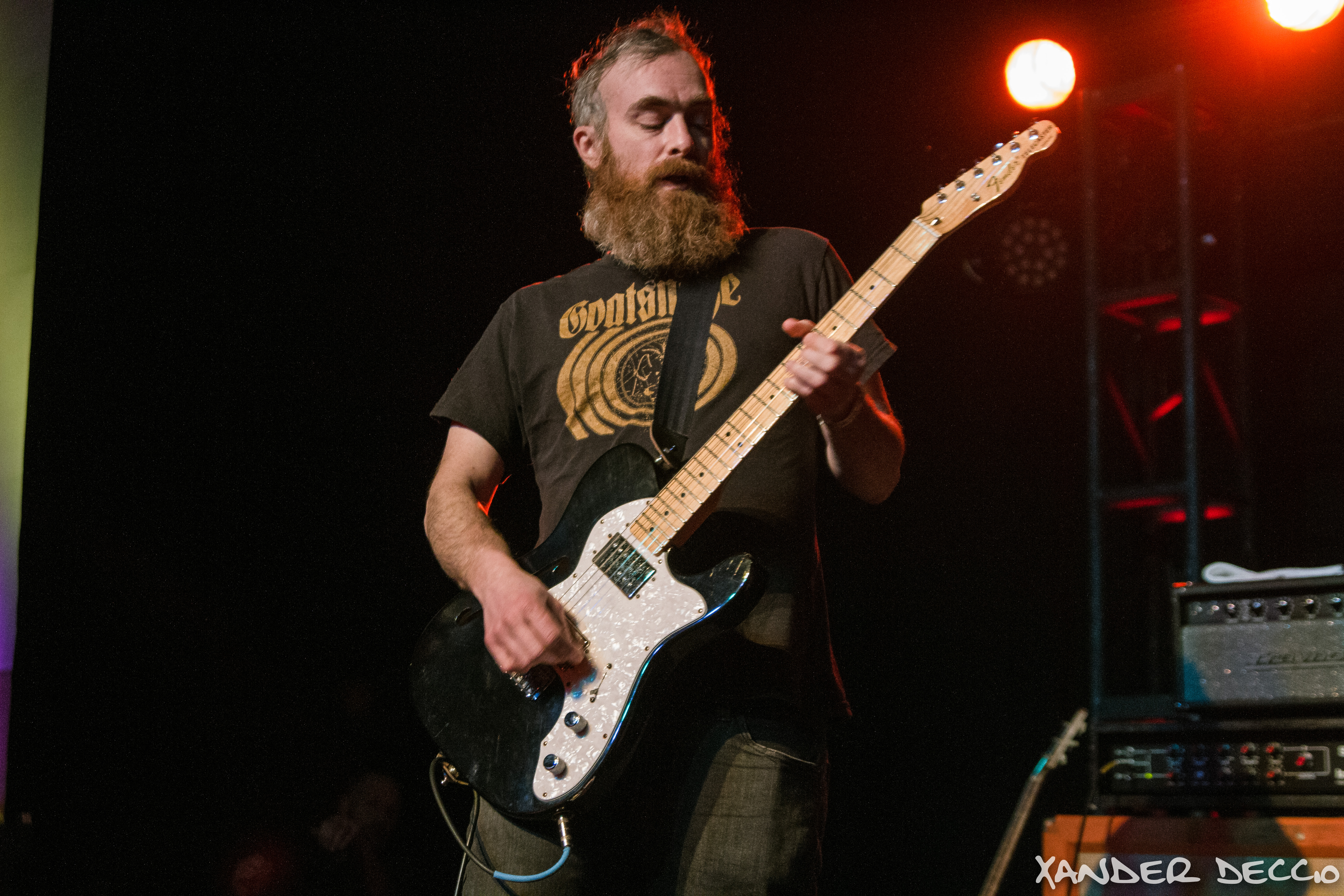 Red Fang at Timbrrr! (Photo by Xander Deccio)