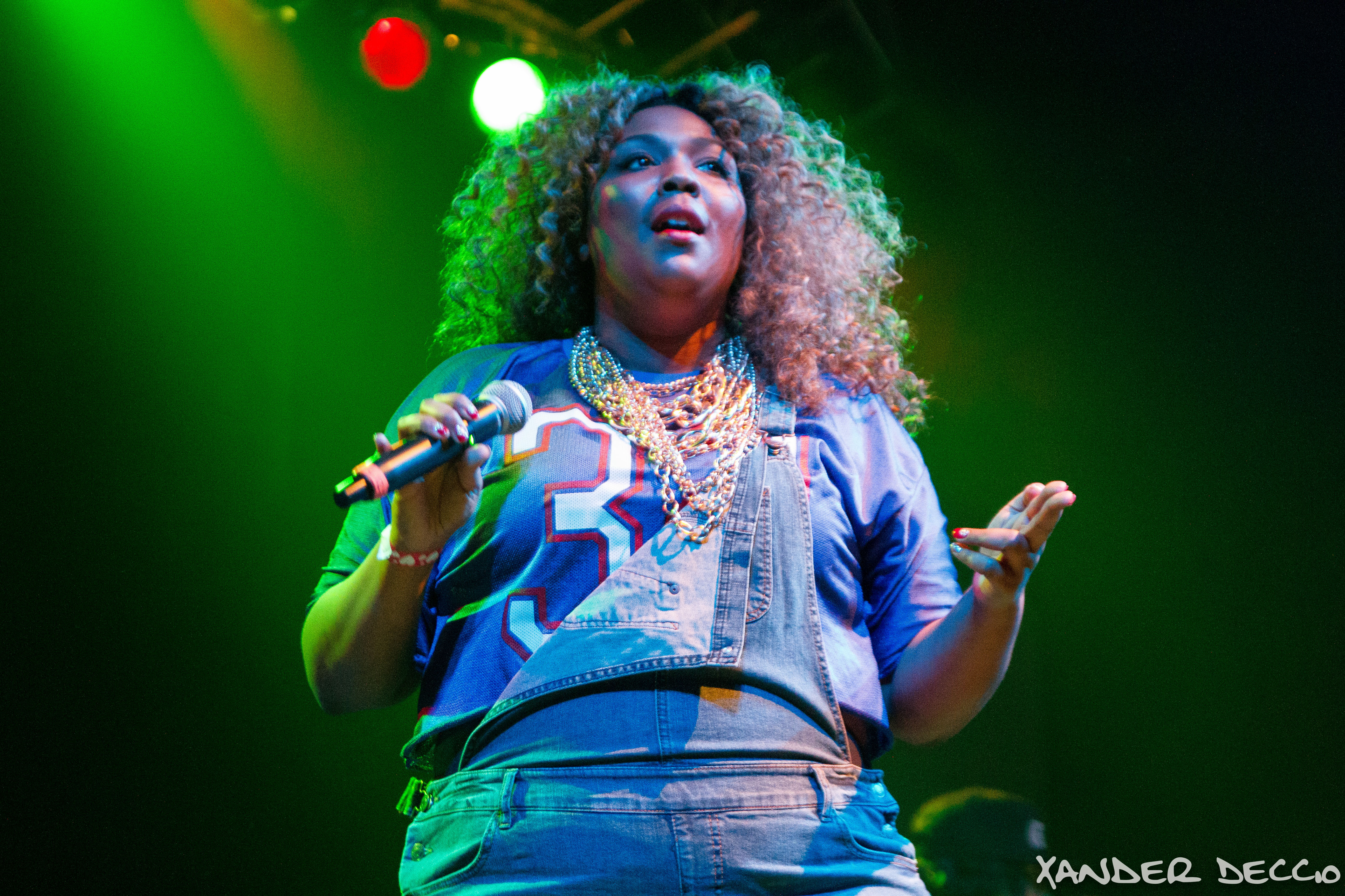 Lizzo @ The Knitting Factory (Photo By Xander Deccio)