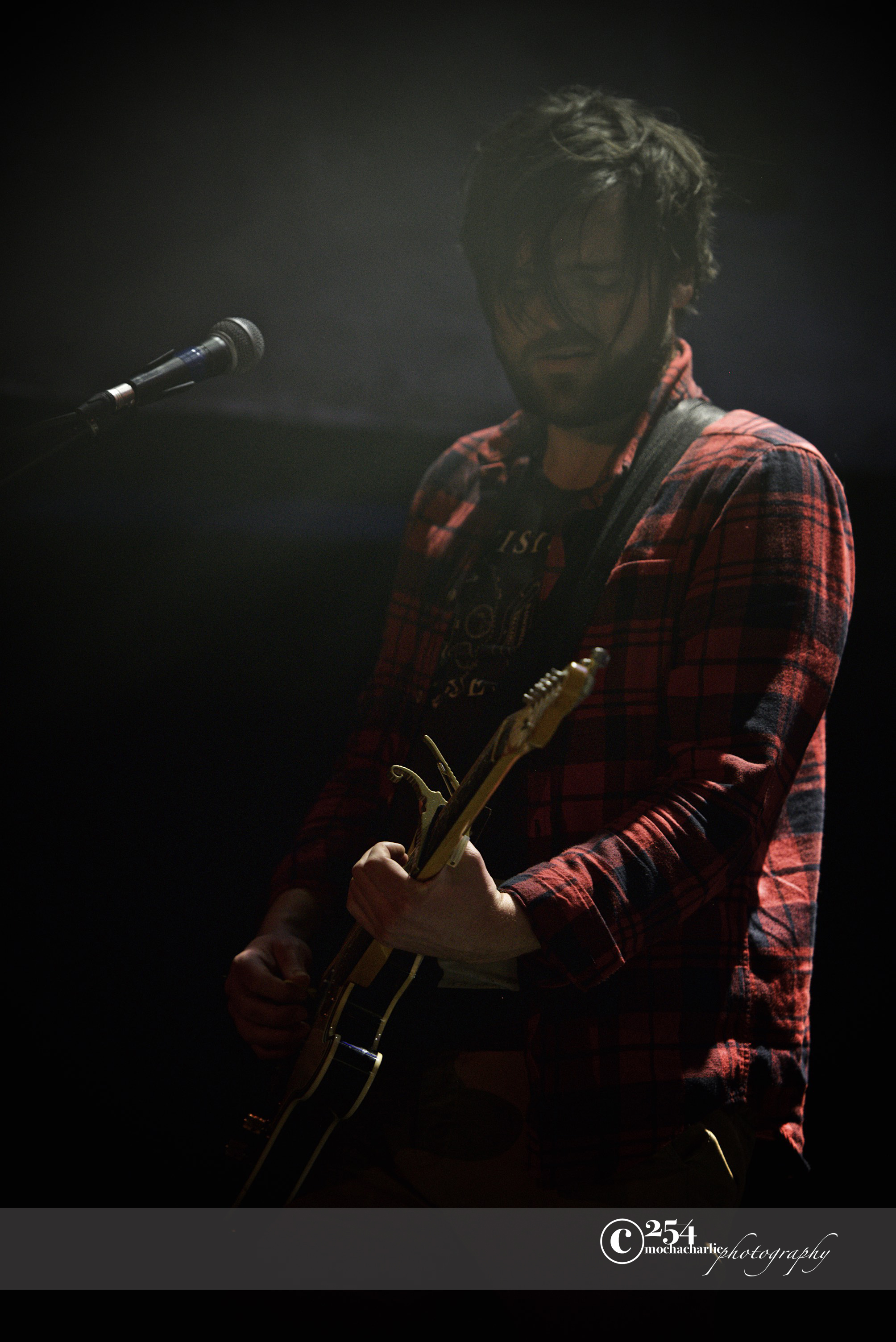 Brandon Walters at The Neptune Theatre (Photo by Mocha Charlie)