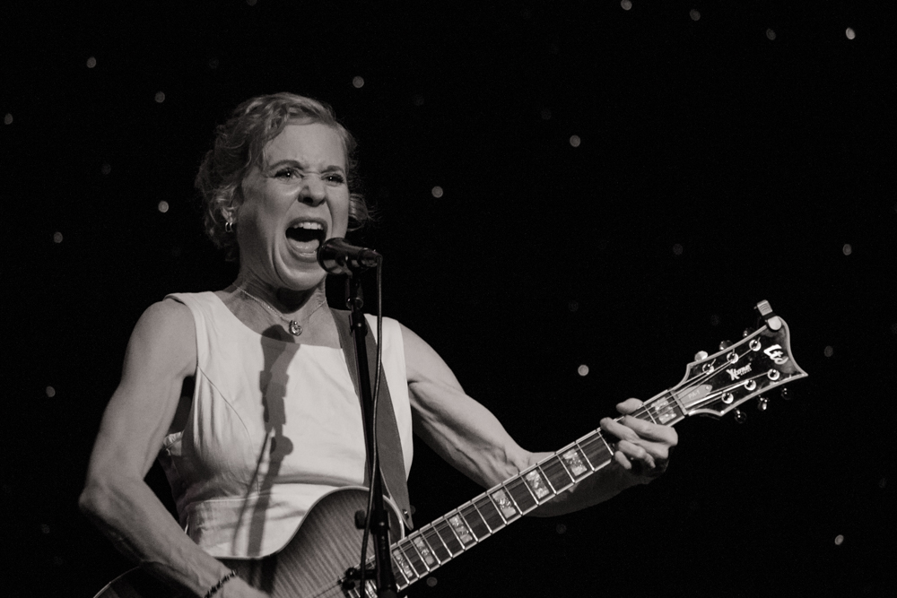 Kristin Hersh at The Triple Door (Photo by Christine Mitchell)