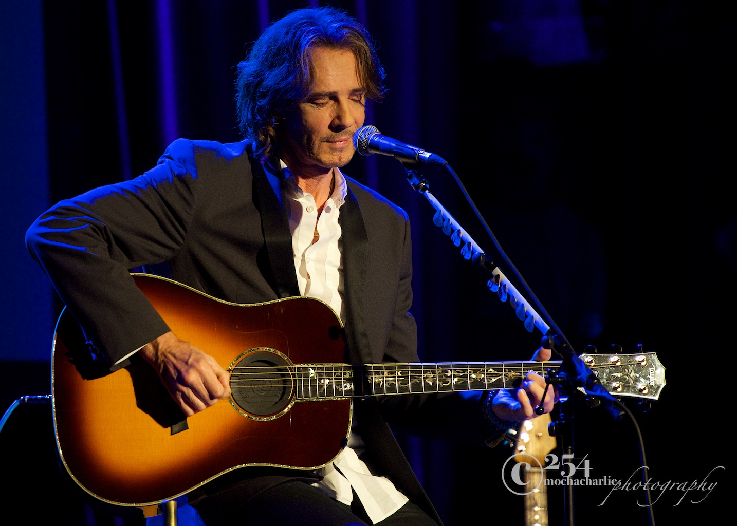 Rick Springfield at The Neptune (Photo by Mocha Charlie)