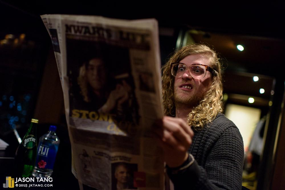 2015.04.13: Allen Stone @ The Triple Door, Seattle, WA
