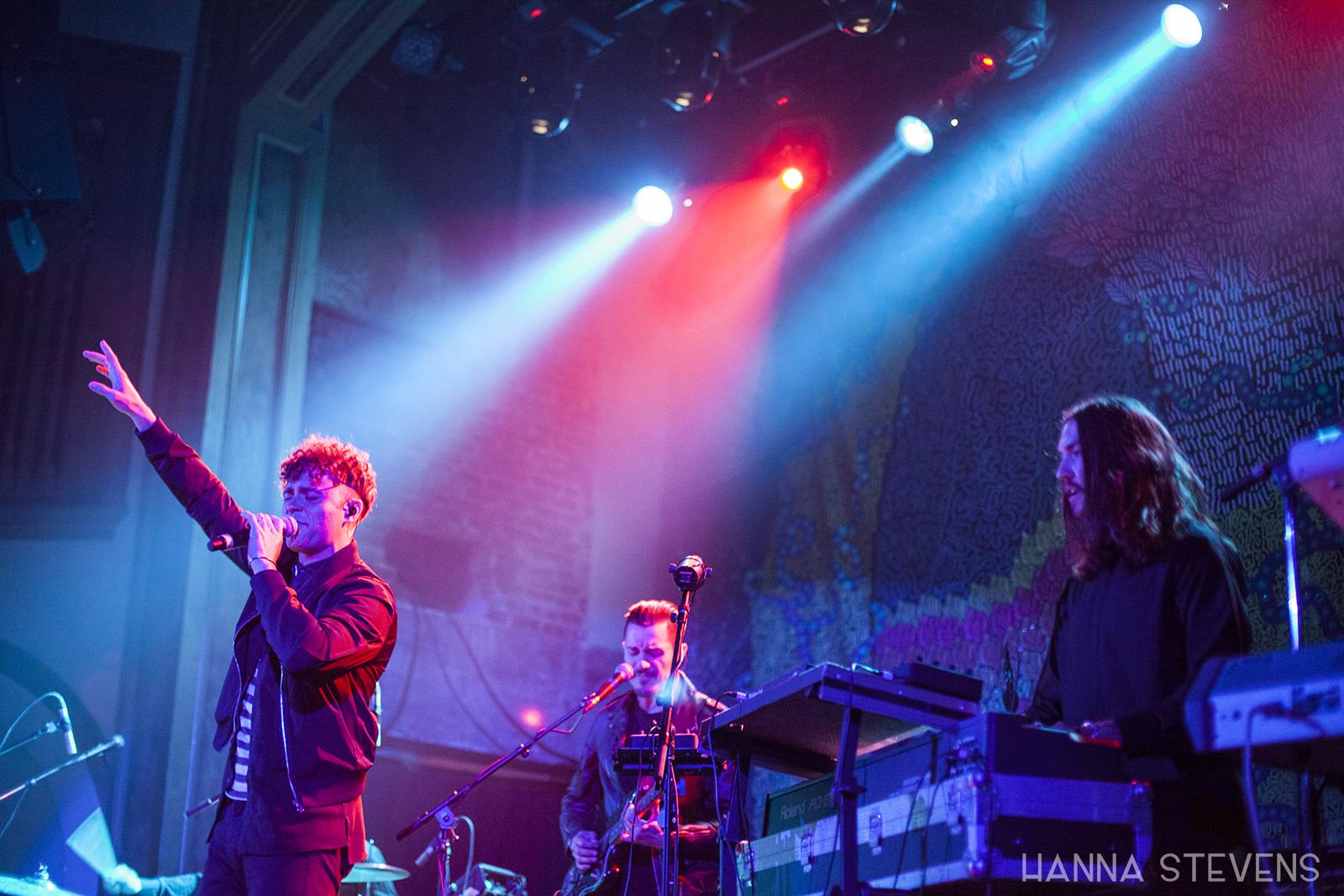 Mikky Ekko at The Neptune Theatre (Photo by Hanna Stevens)