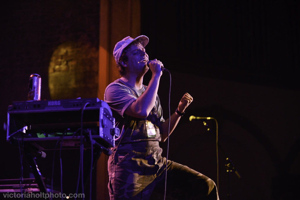 Mac DeMarco at The Neptune Theater (Photo by Victoria Holt)