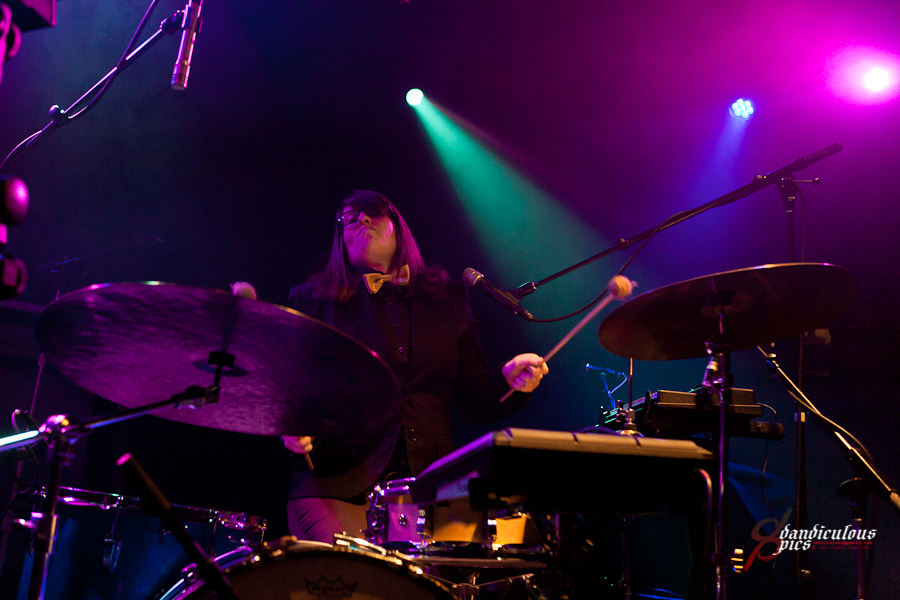 SISTERS at The Crocodile Cafe (Photo by Dan Rogers)