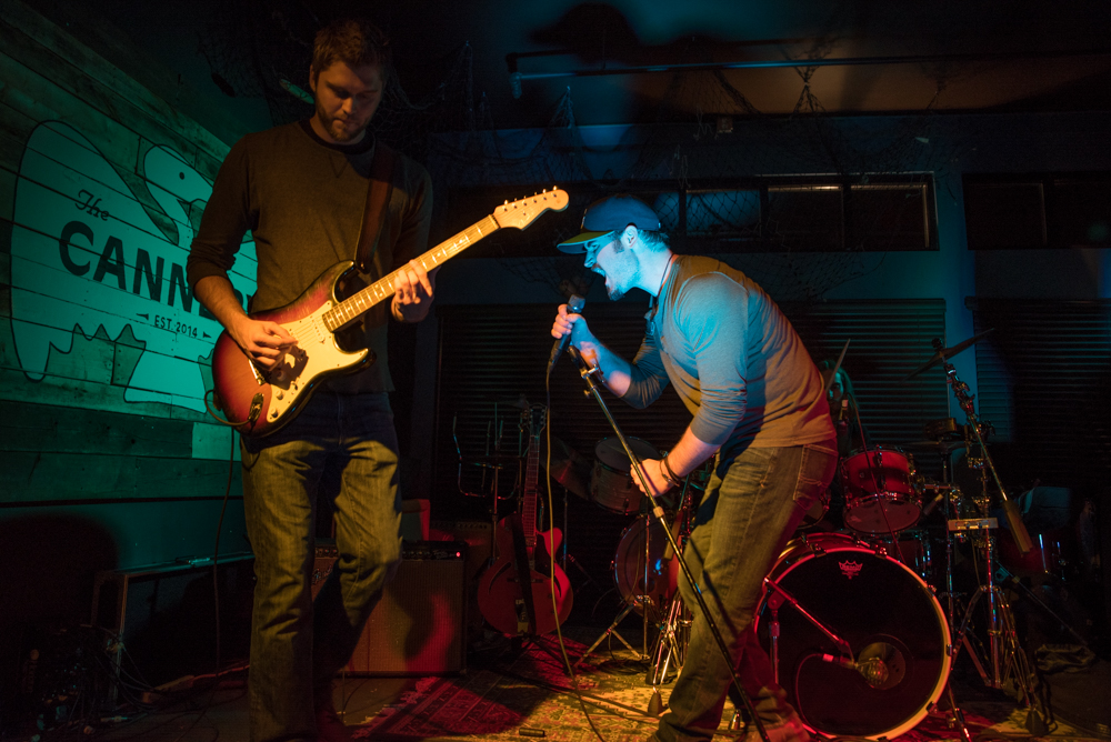 Born of Ghosts at The Cannery (Photo by Christine Mitchell)