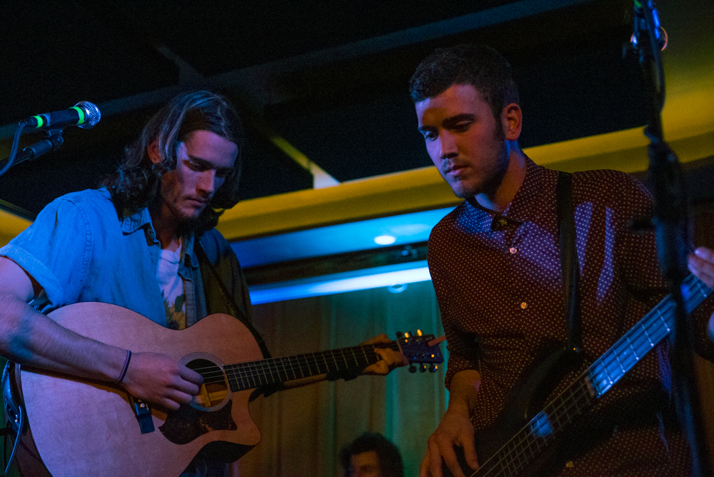 COHO at Barboza (Photo by Christine Mitchell)
