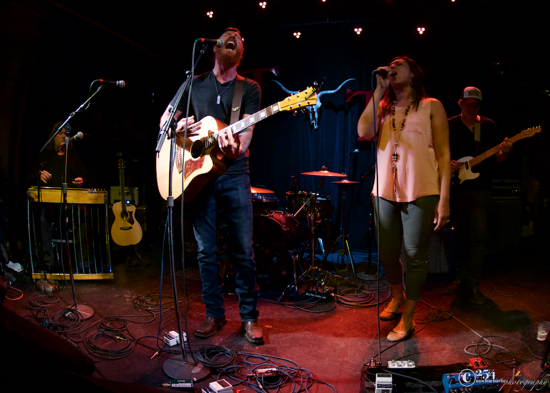 Cody Beebe & Friends at The Tractor Tavern (Photo by Mocha Charlie)