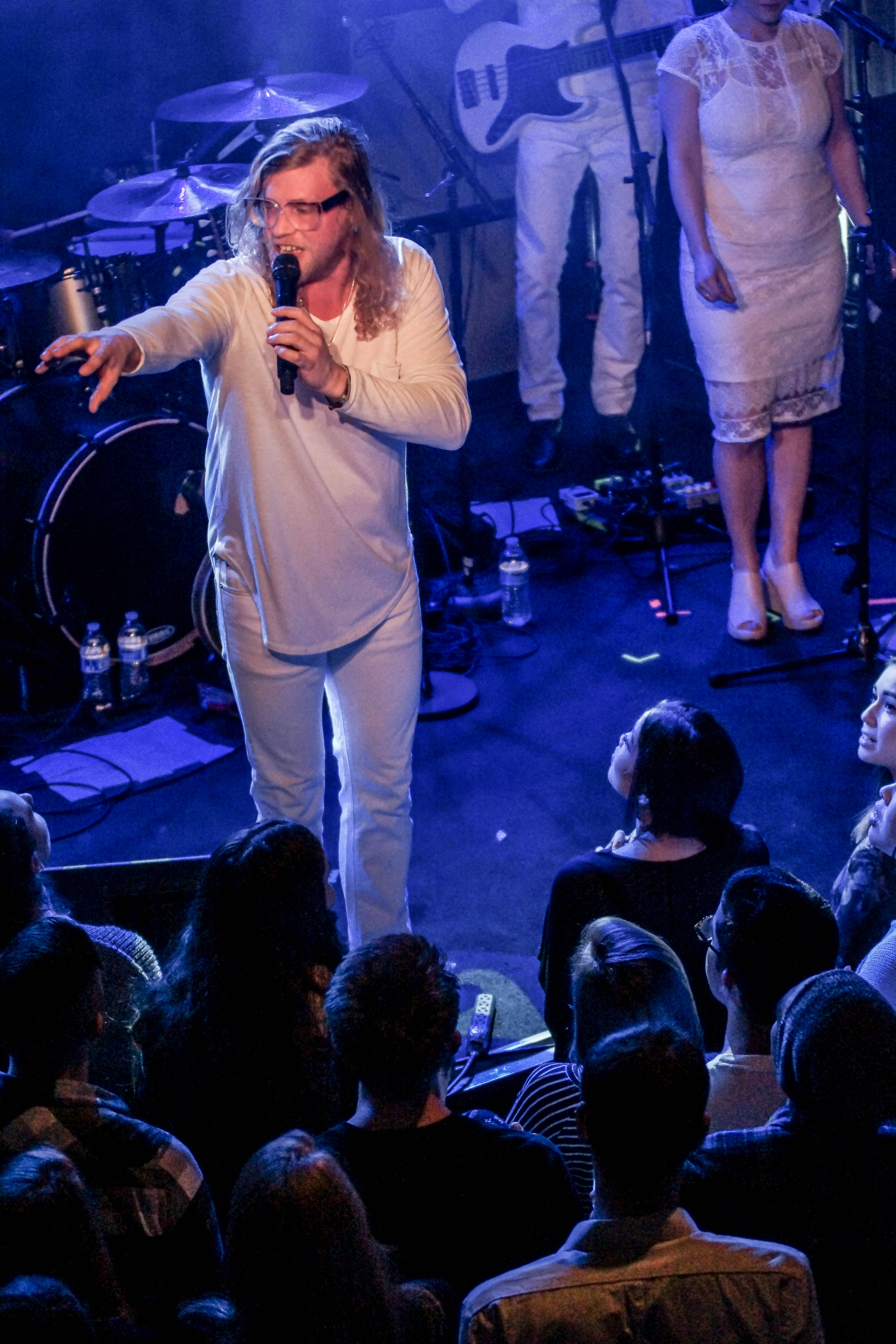 Allen Stone Live @ Nectar Lounge – 4/14/15 (Photo by Greg Roth)