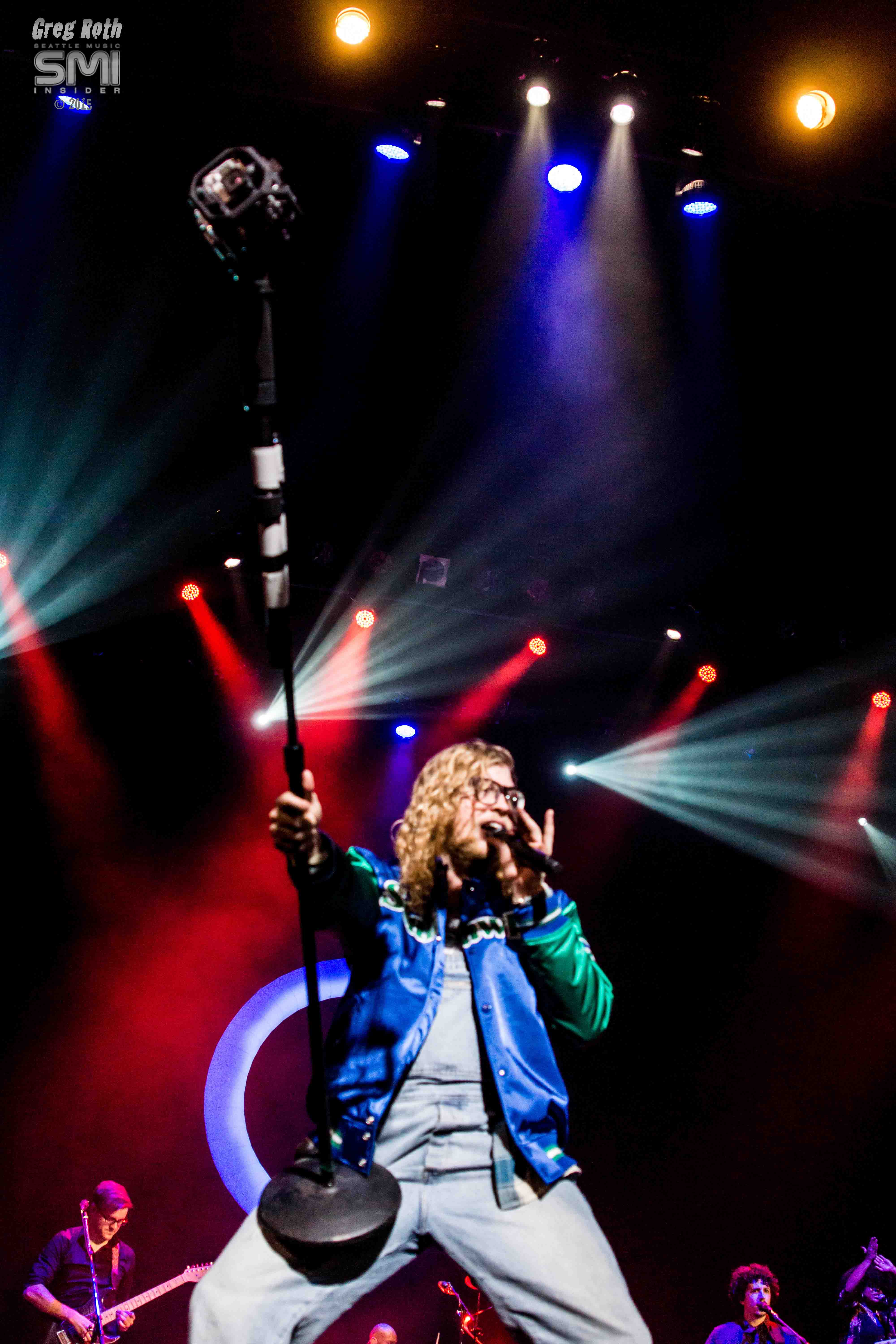 Allen Stone Live @ The Paramount – 4/18/15 (Photo by Greg Roth)