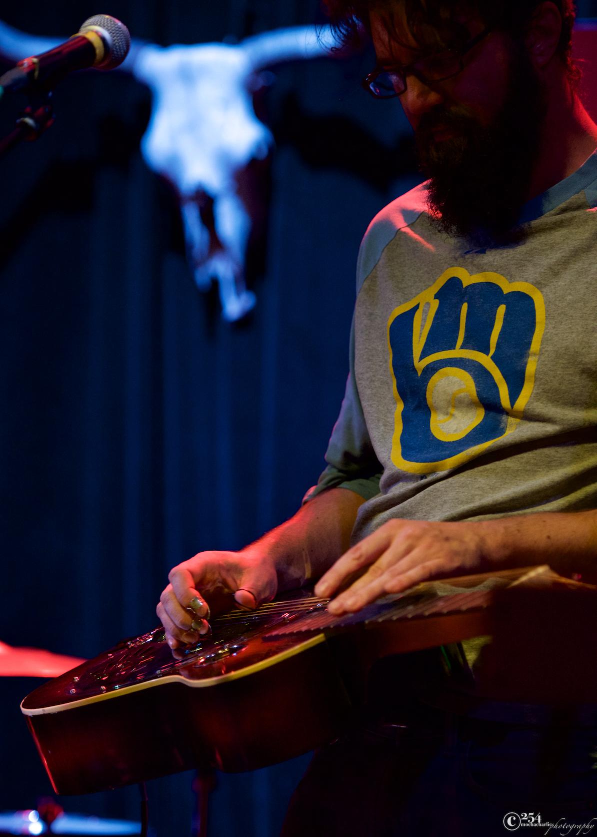 Dan Tyack Band at The Tractor Tavern (Photo by Mocha Charlie)