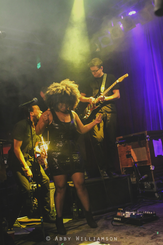 Allen Stone Live @ Neumos 4/16/15 (Photo by Abby Williamson)