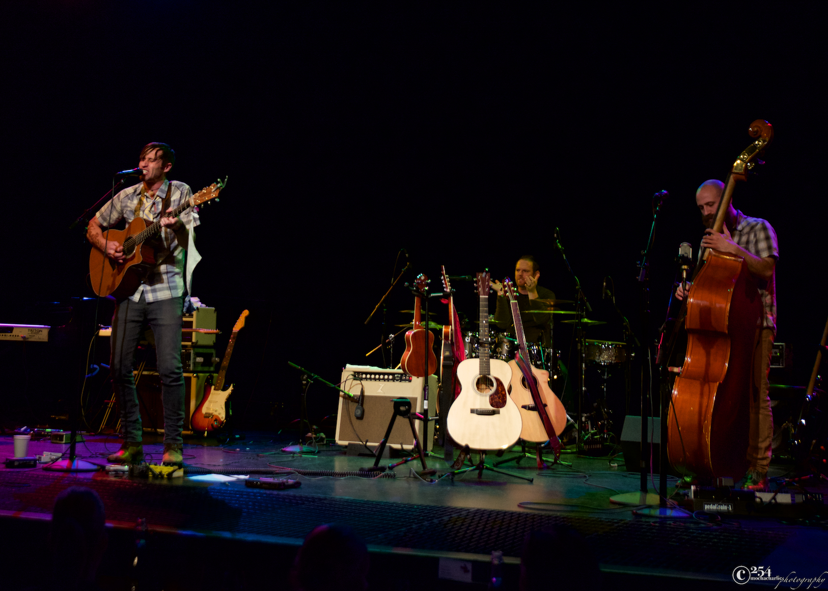 Levi Ware at The Triple Door (Photo by Mocha Charlie)