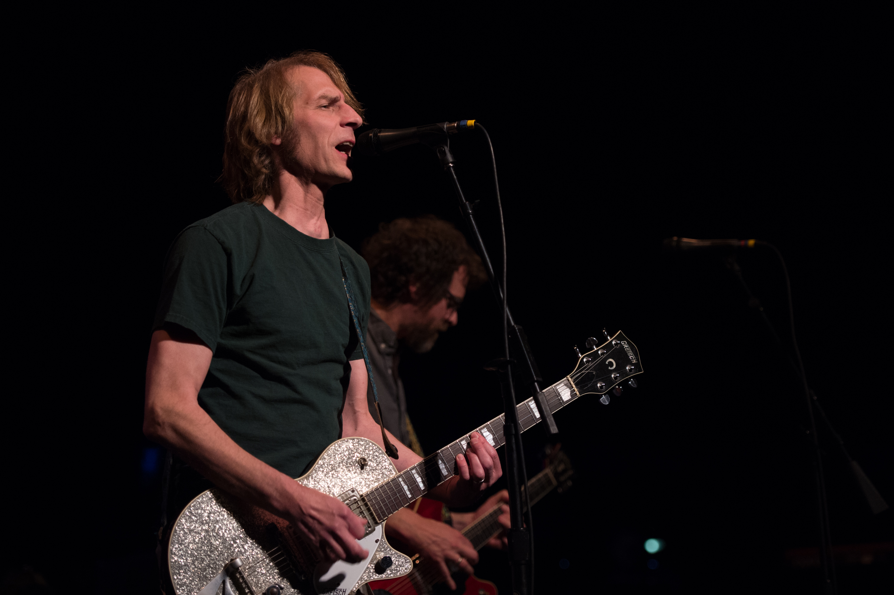 Mudhoney perform at the Moore Theatre.
