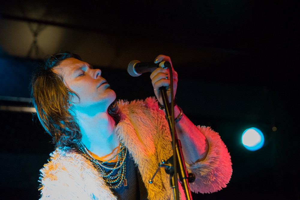 The Mama Rags at The Cannery (Photo by Christine Mitchell)