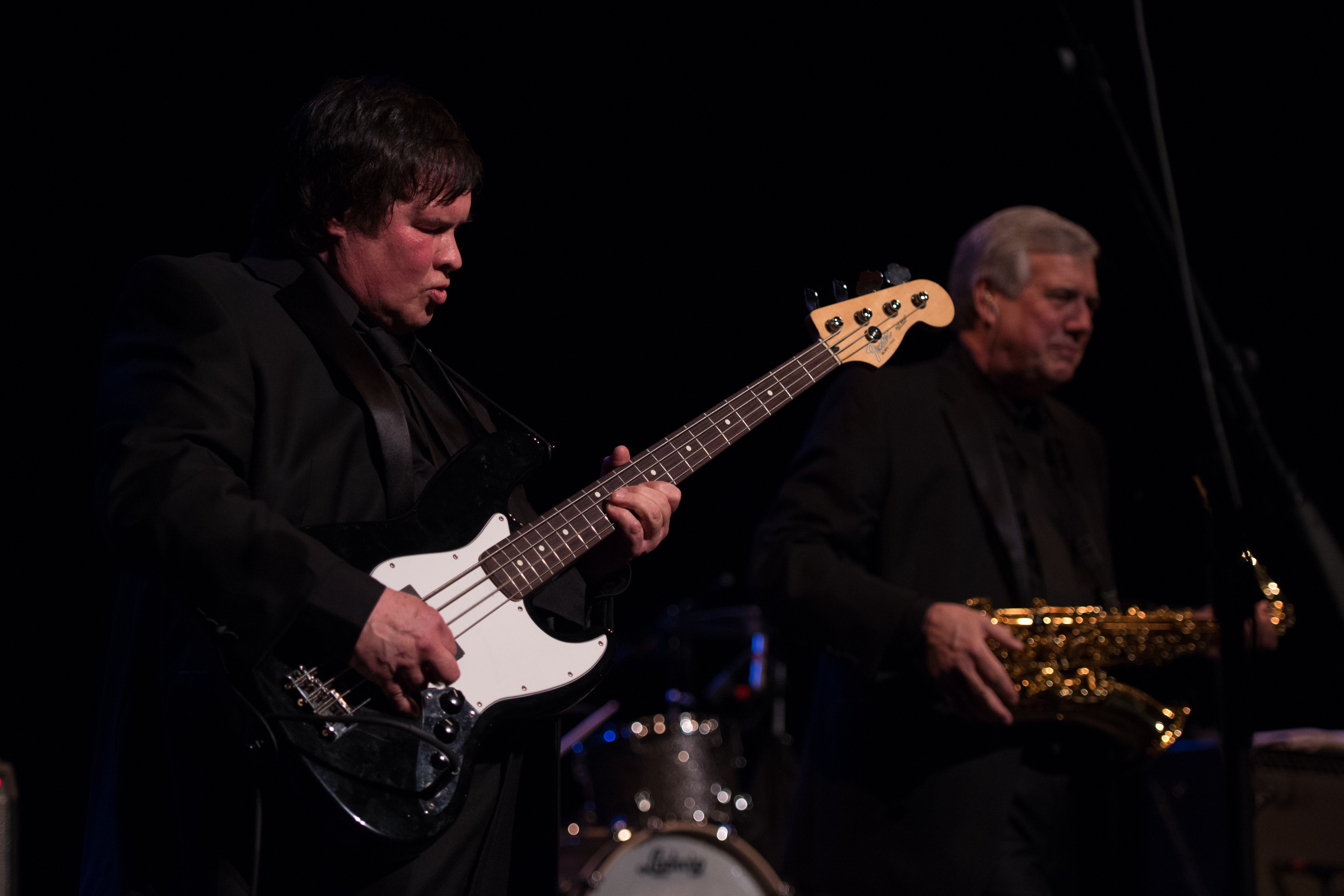 The Sonics perform at the Moore Theatre.
