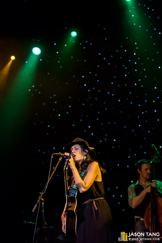 2015.04.29: Sarah Gerritsen and the Shadow Catchers @ The Triple