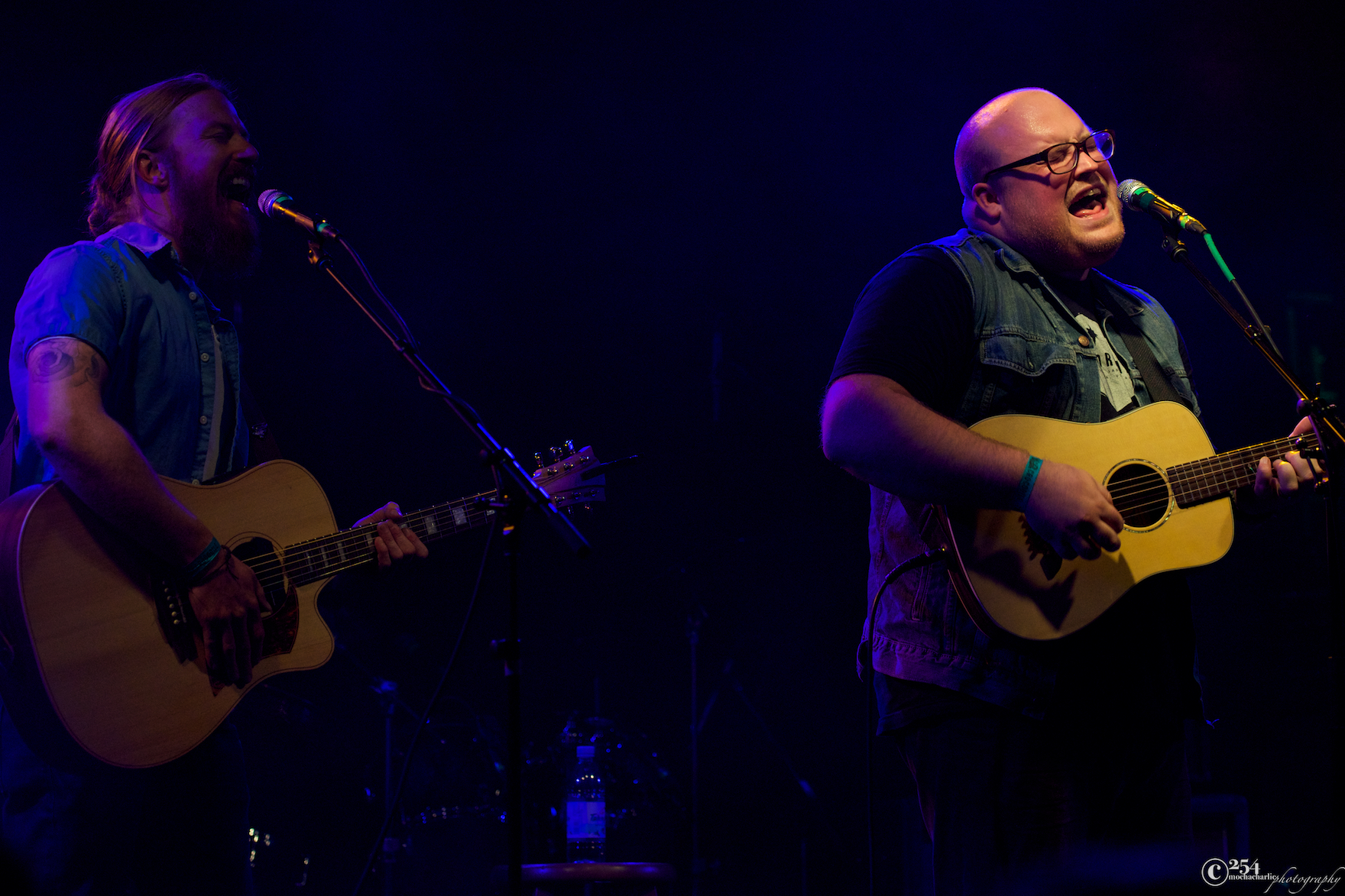 Austin Jenckes & Cody Beebe at Chinook Fest West Reveal at The Crocodile (Photo by Mocha Charlie)